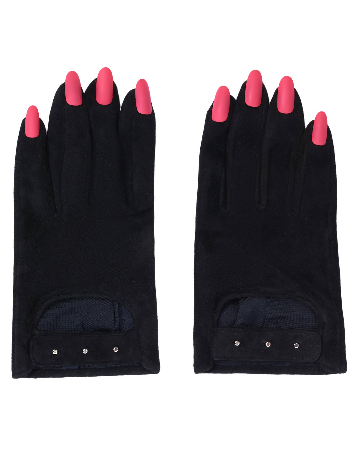 Nail Gloves (LC-W01-718-BLACK)