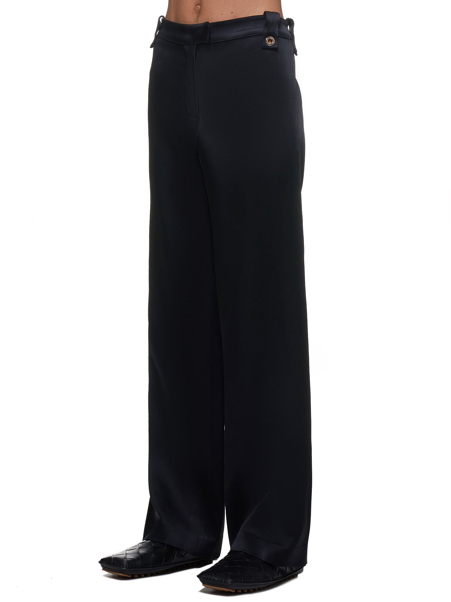 Ludovic de Saint Sernin Pants - Hlorenzo Side