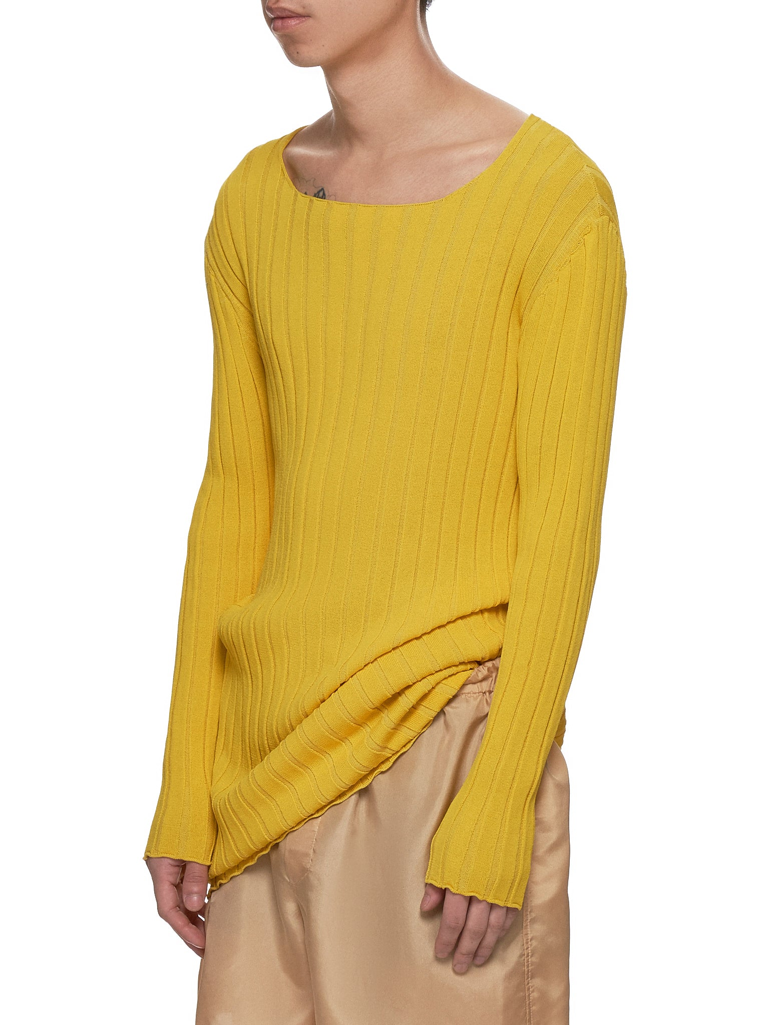Ludovic de Saint Sernin Sweater - Hlorenzo Side