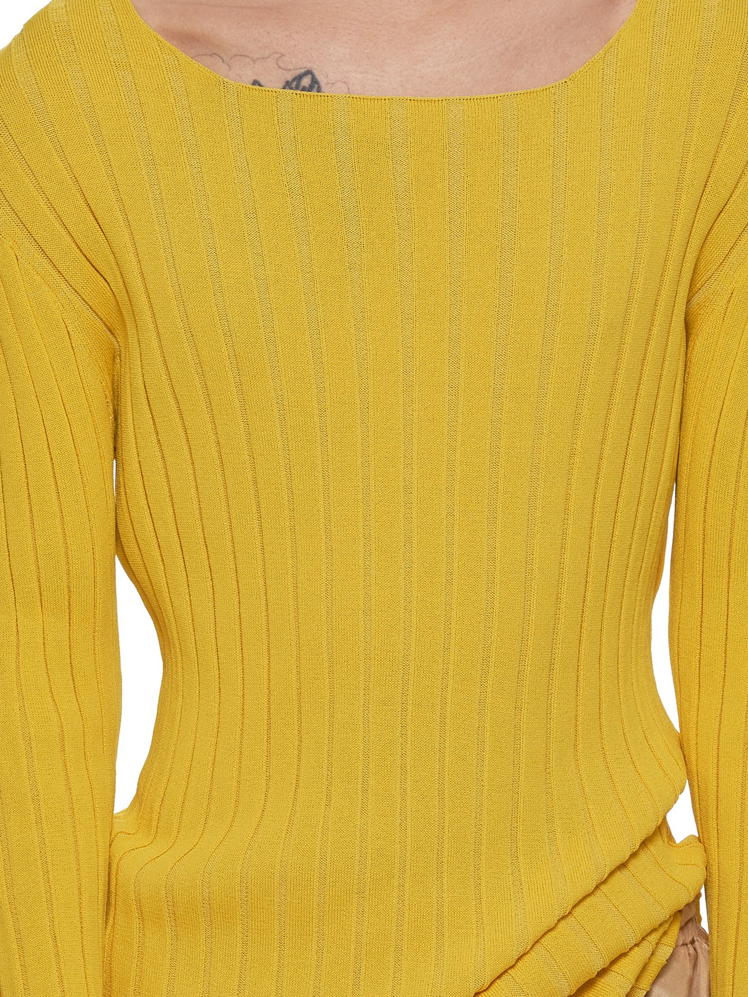 Ludovic de Saint Sernin Sweater - Hlorenzo Detail 2
