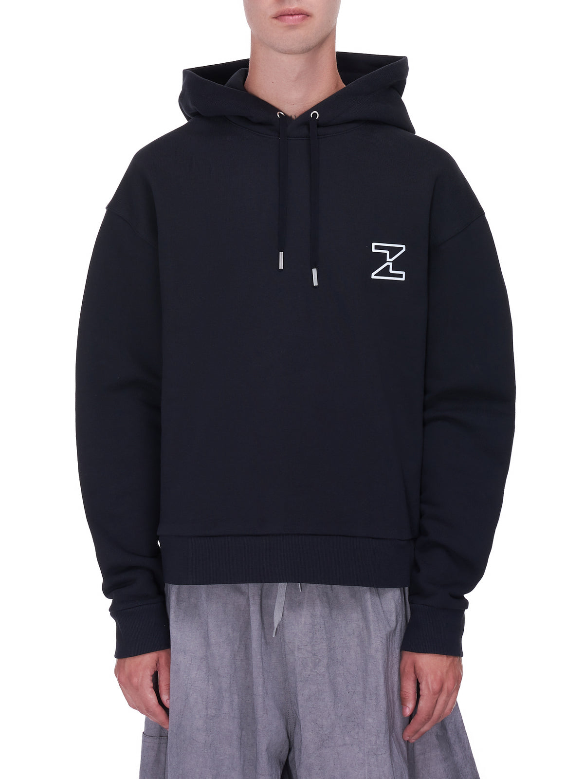 The Zed Hoodie (LEOUSW01-THE-ZED-BLACK)