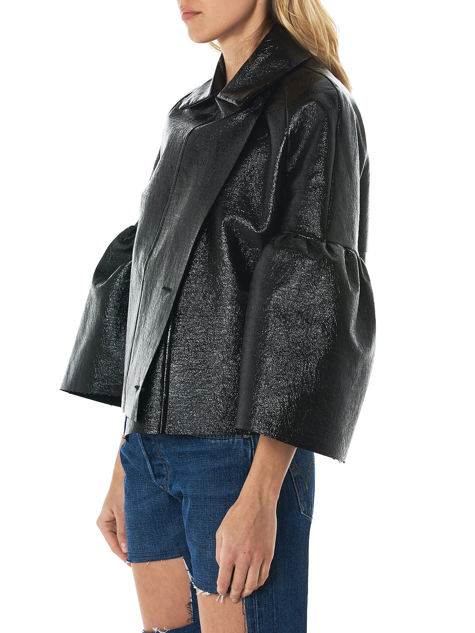 Lutz Huelle Jacket - Hlorenzo Side