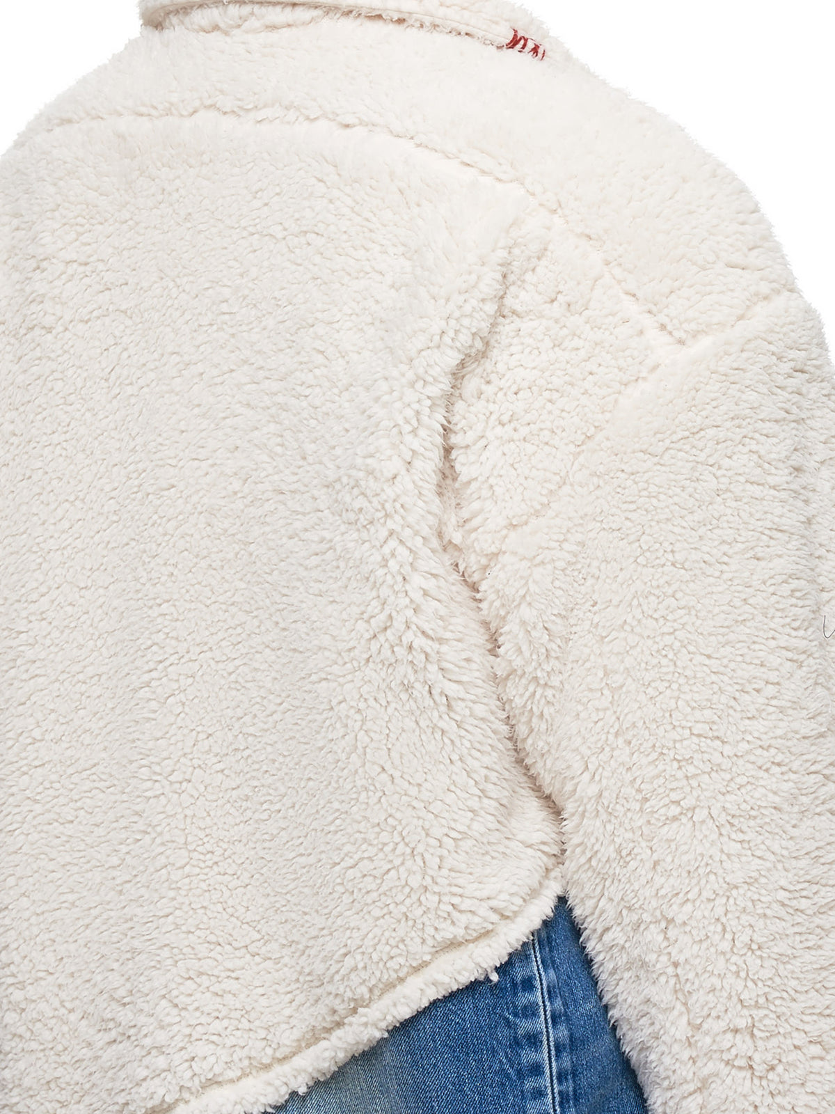 Greg Lauren Fur Jacket - Hlorenzo Detail 2