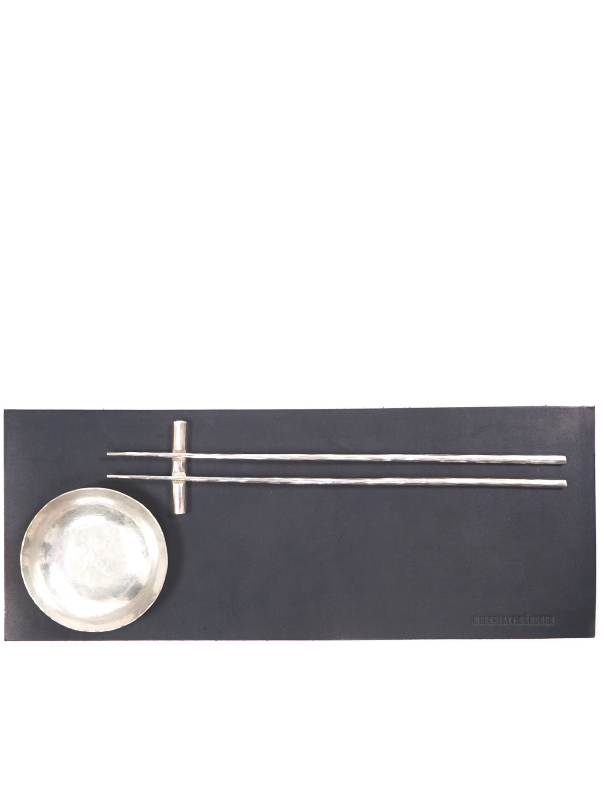 Chopsticks Set (M0131-CSTK-SET-TABLE-MAT-SIL)