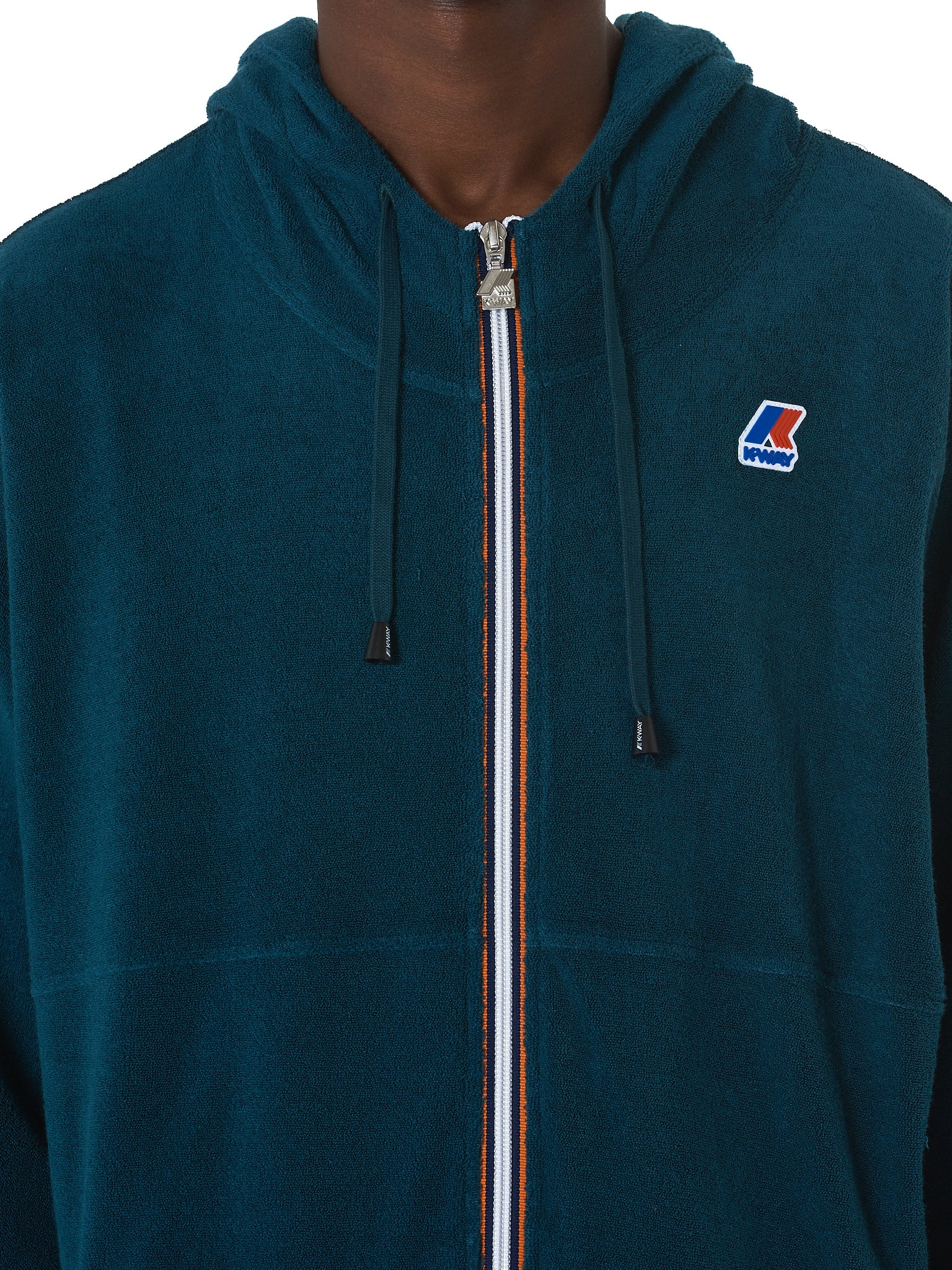 Faith Connexion x K-WAY Pullover - Hlorenzo Detail 3