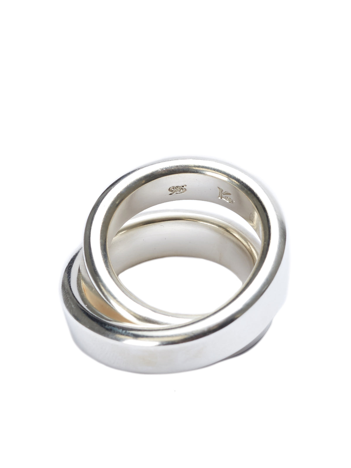 Cross Ring (M1720-SILVER)