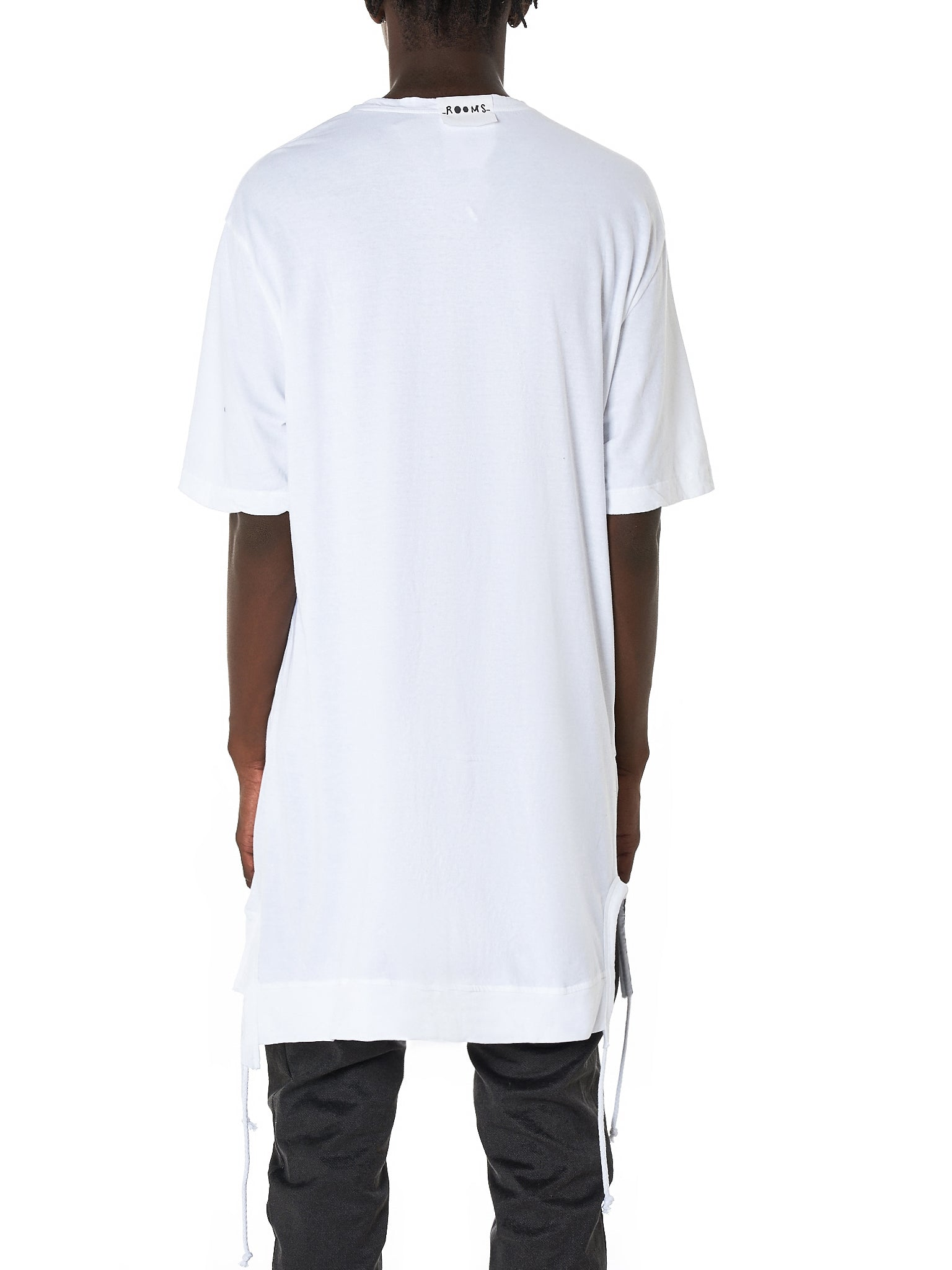 Lost & Found Rooms Tee Shirt - Hlorenzo Back