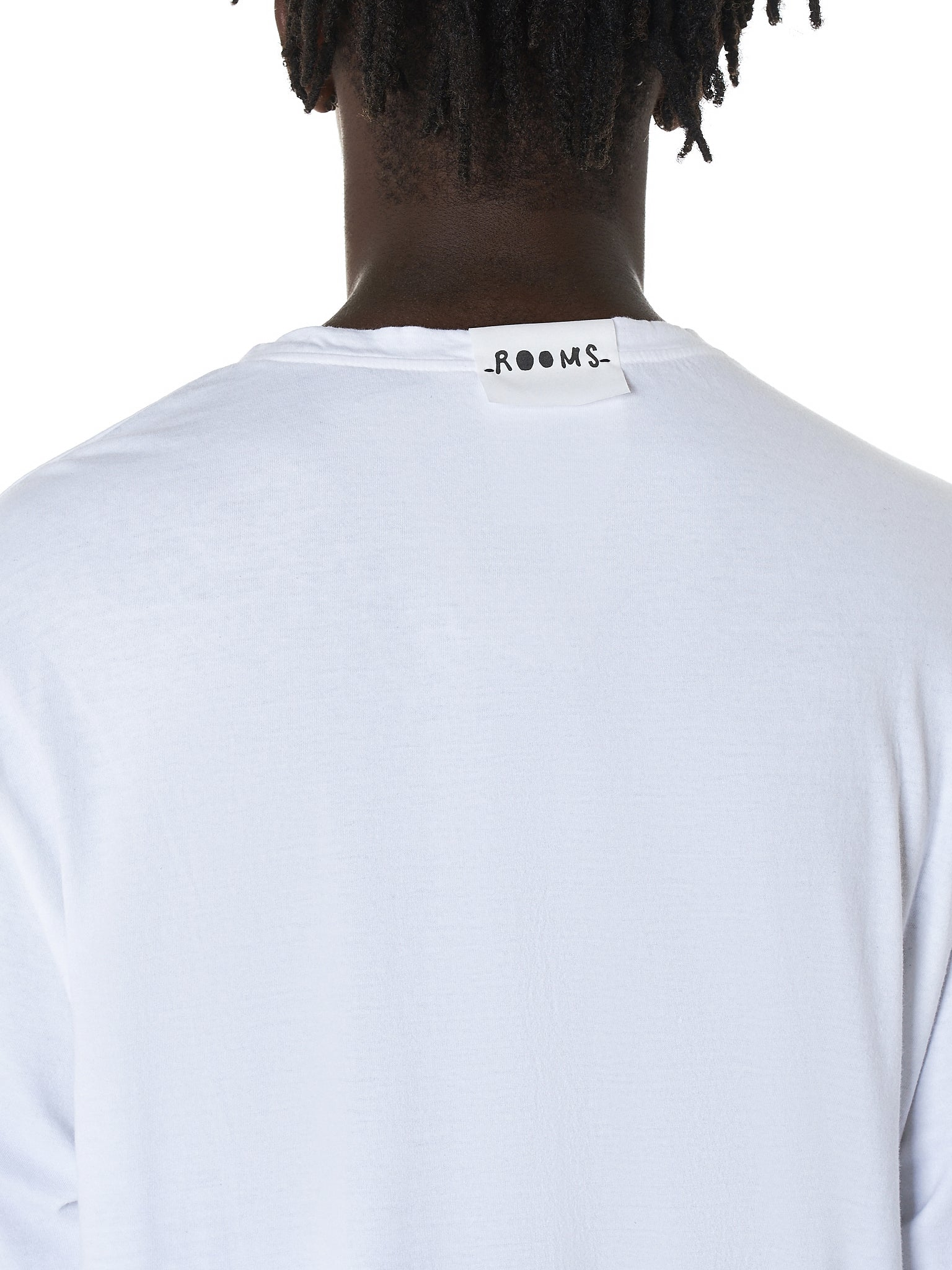 Lost & Found Rooms Tee Shirt - Hlorenzo Detail 1