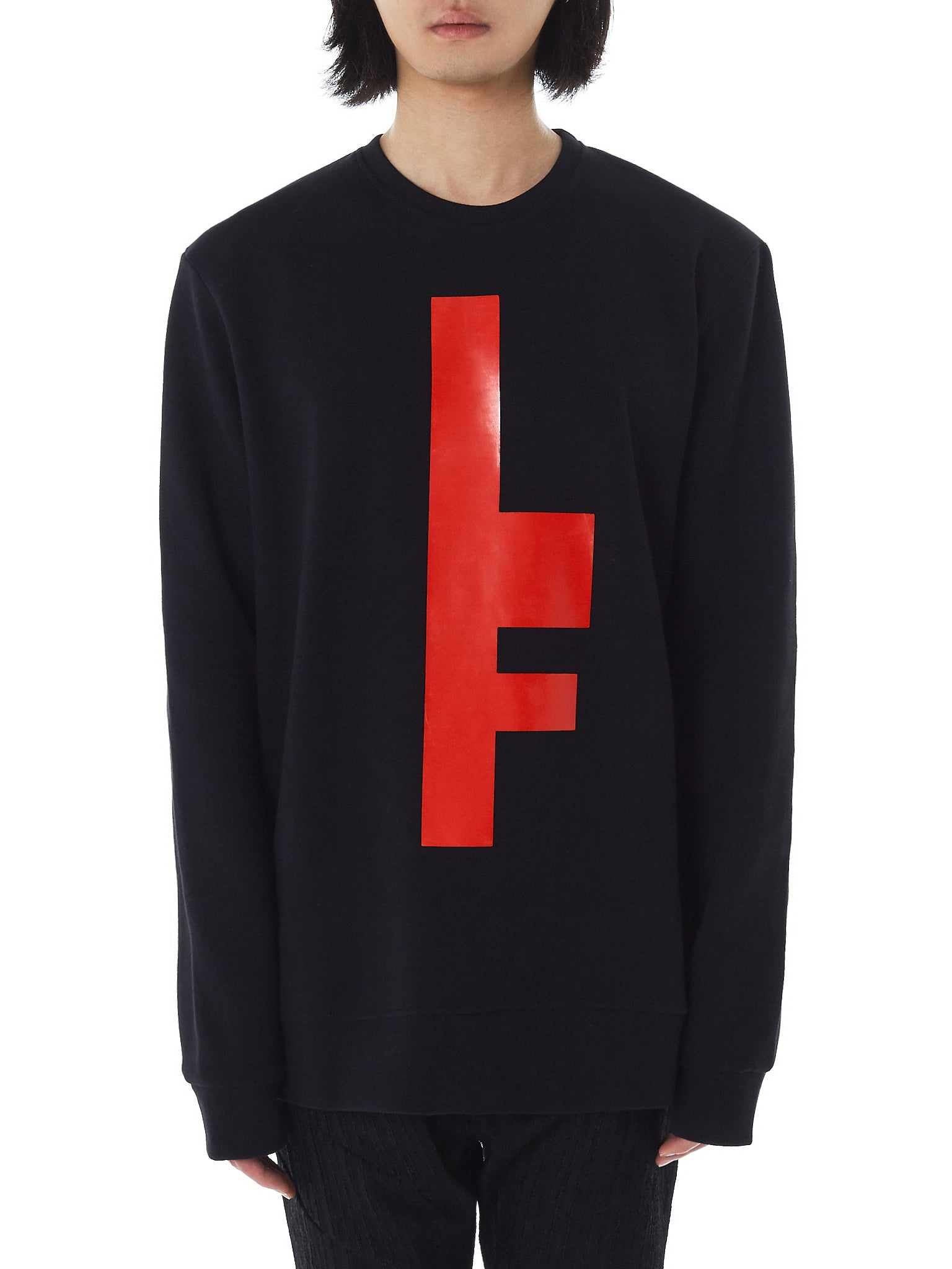 Lost & Found Rooms Sweater - Hlorenzo Front