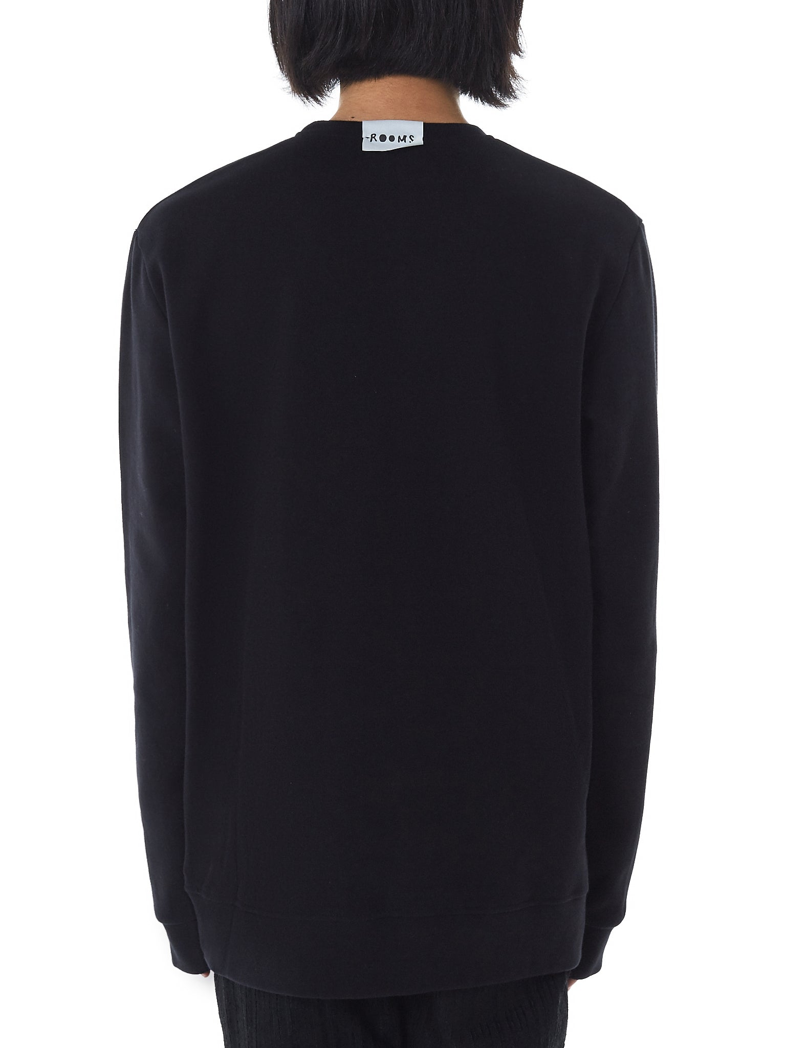 Lost & Found Rooms Sweater - Hlorenzo Back