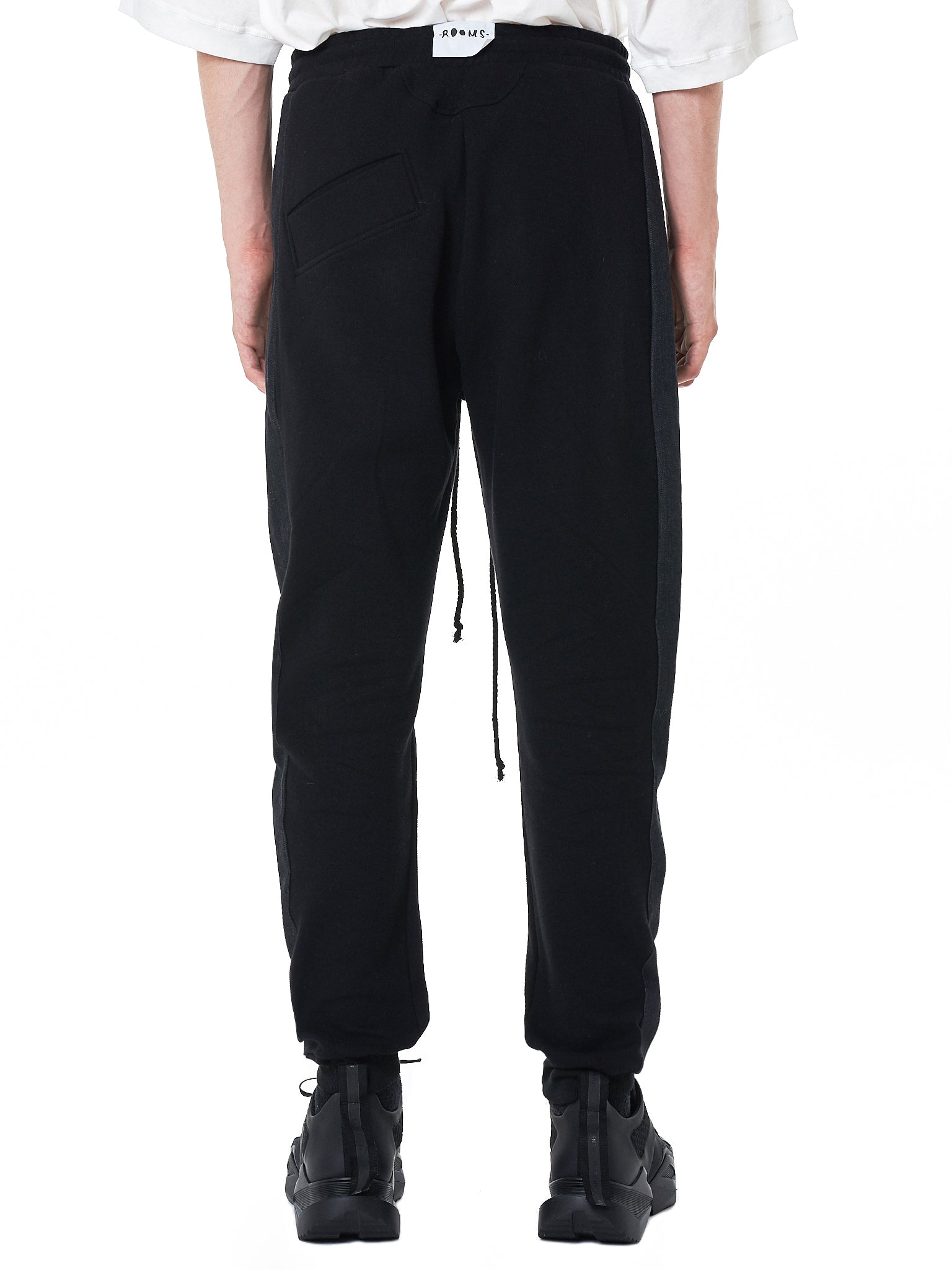 Lost & Found Rooms Jogger - Hlorenzo Back