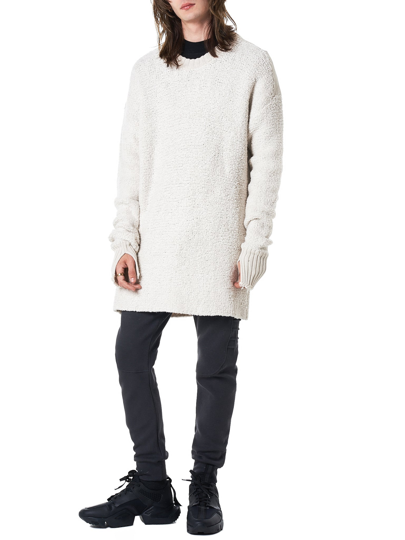 Lost & Found Rooms Sweater - Hlorenzo Style
