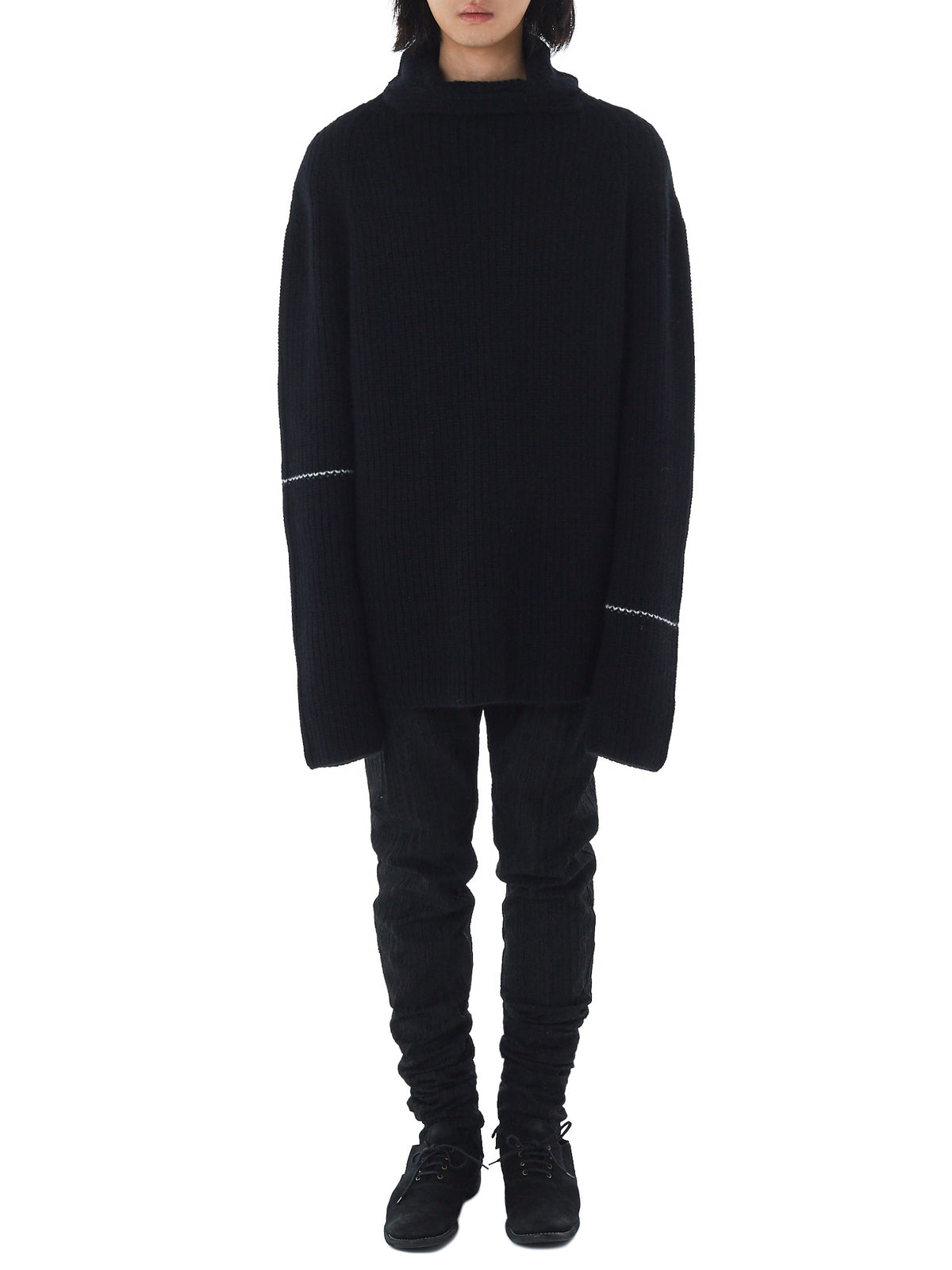 Lost & Found Sweater - Hlorenzo Front