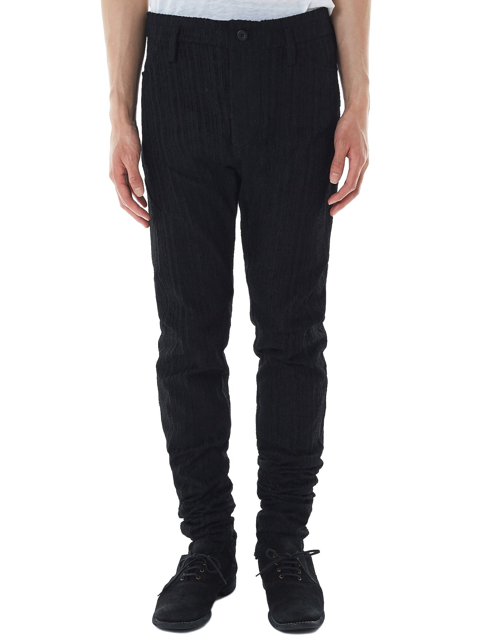 Lost & Found Trouser - Hlorenzo Front