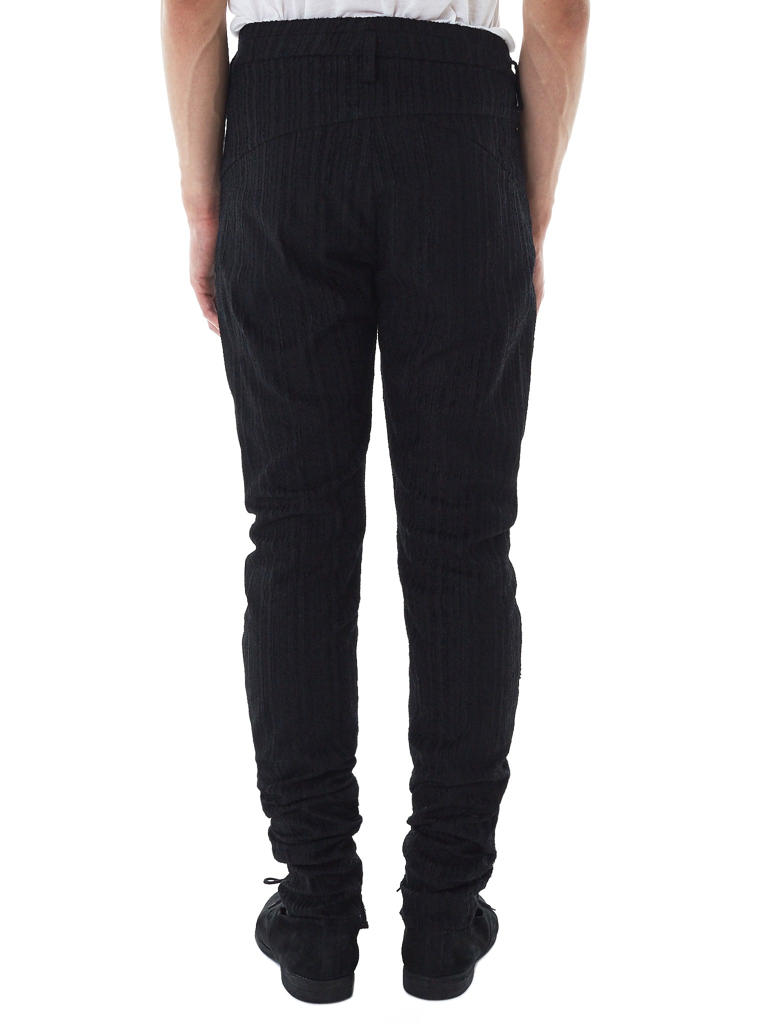 Lost & Found Trouser - Hlorenzo Back