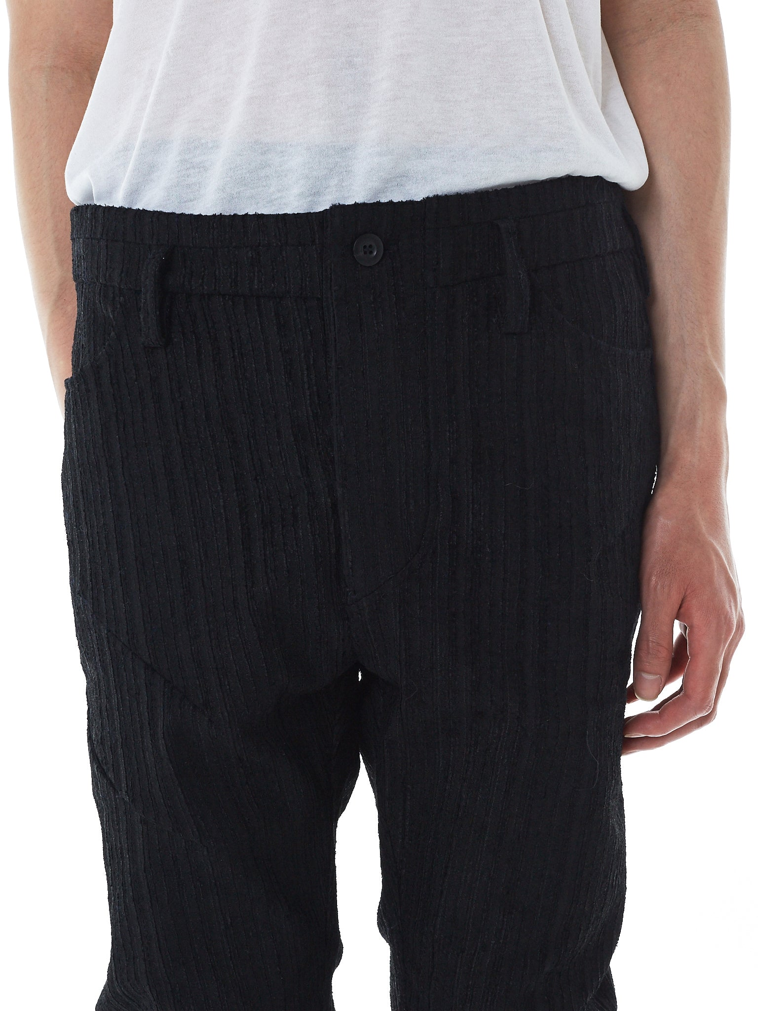 Lost & Found Trouser - Hlorenzo Detail 3