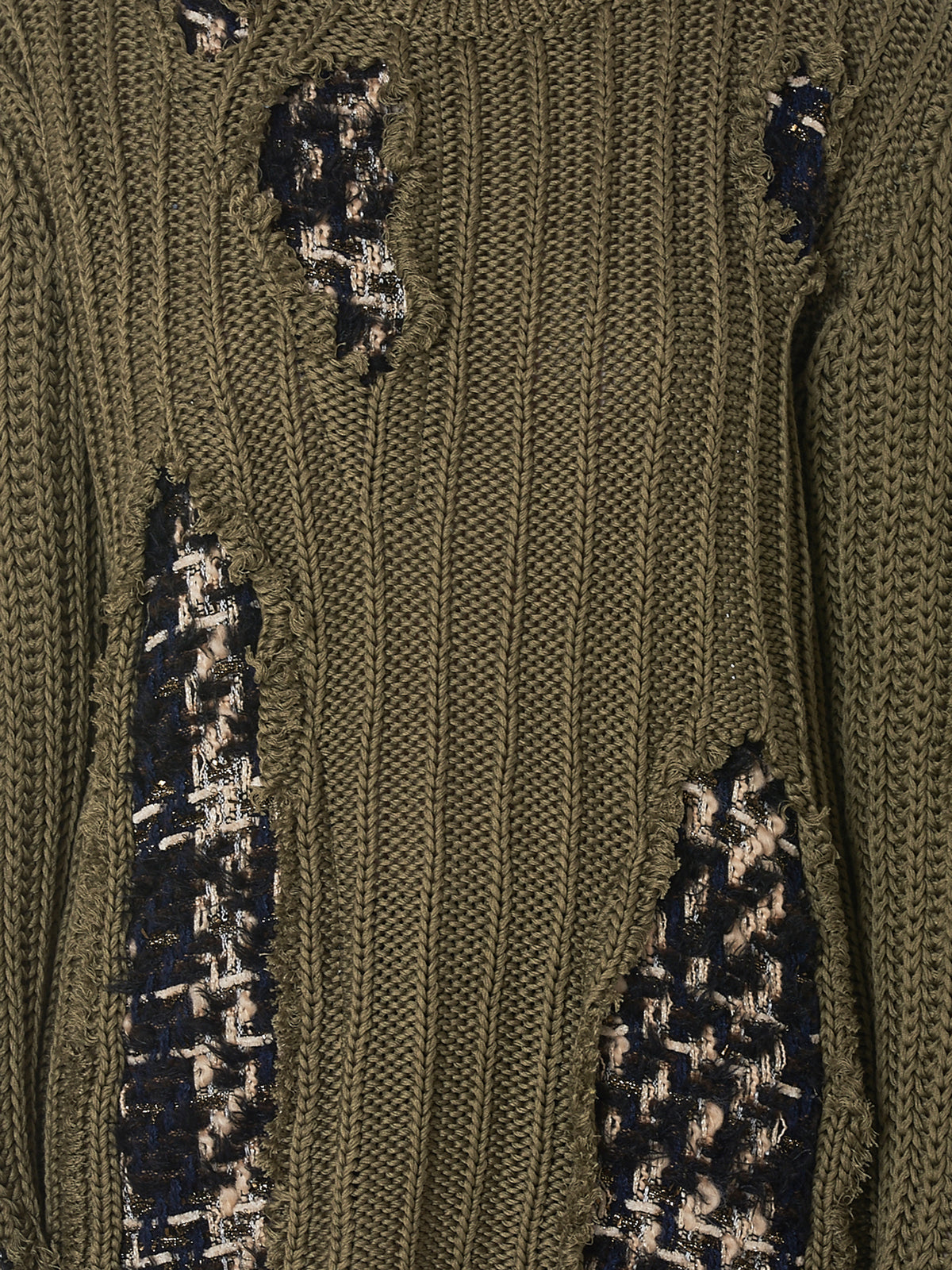Faith Connexion Sweater - Hlorenzo Detail 2