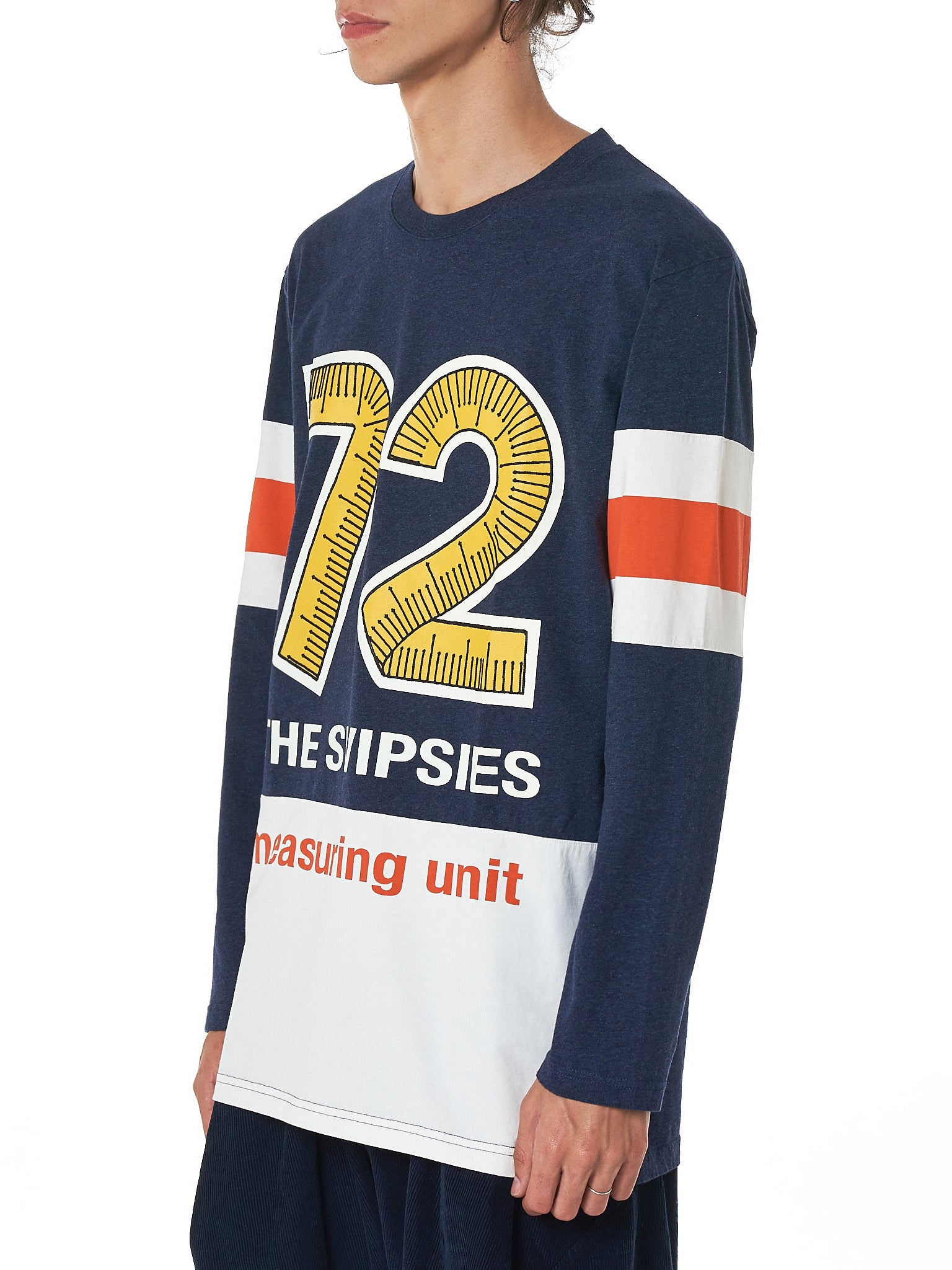 Henrik Vibskov Tee Shirt Long Sleeve - Hlorenzo Side