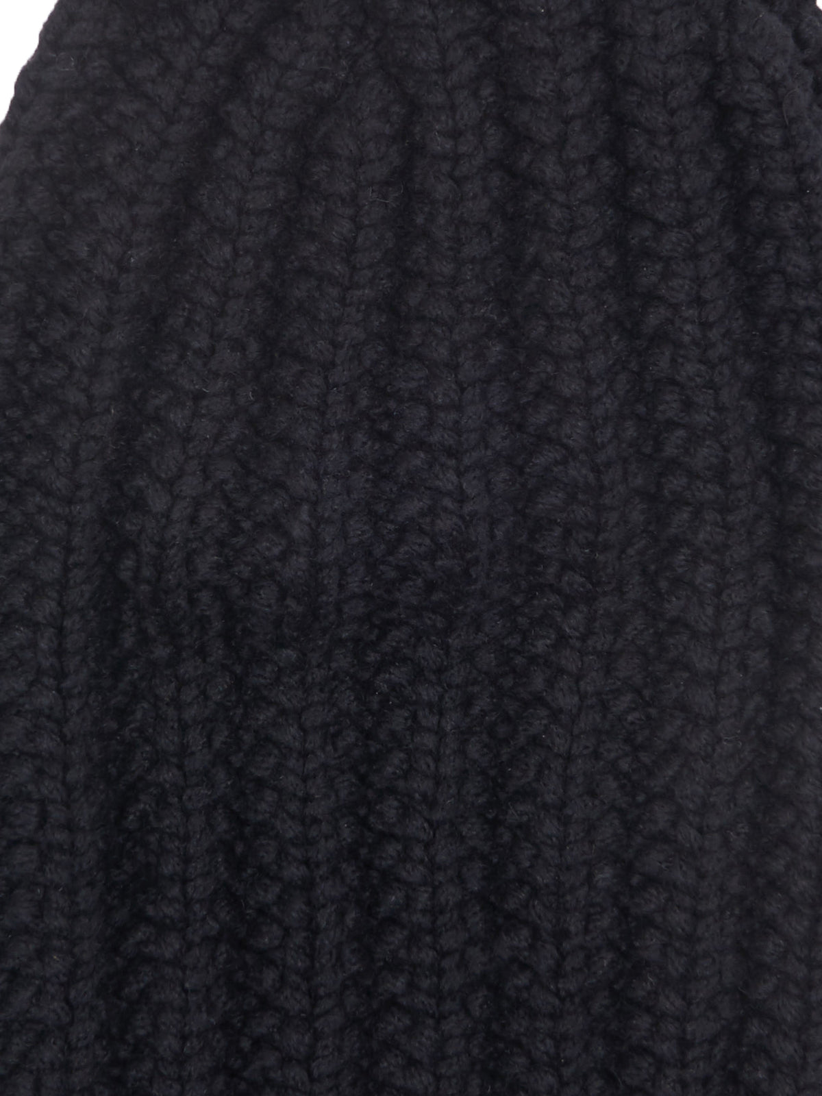 Classic Beanie (M8070--CLASSIC-LONG-RING-BLK)