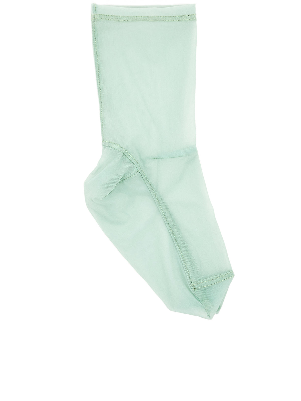 Mesh Anklet Socks (MESH-SOLID-MINT)