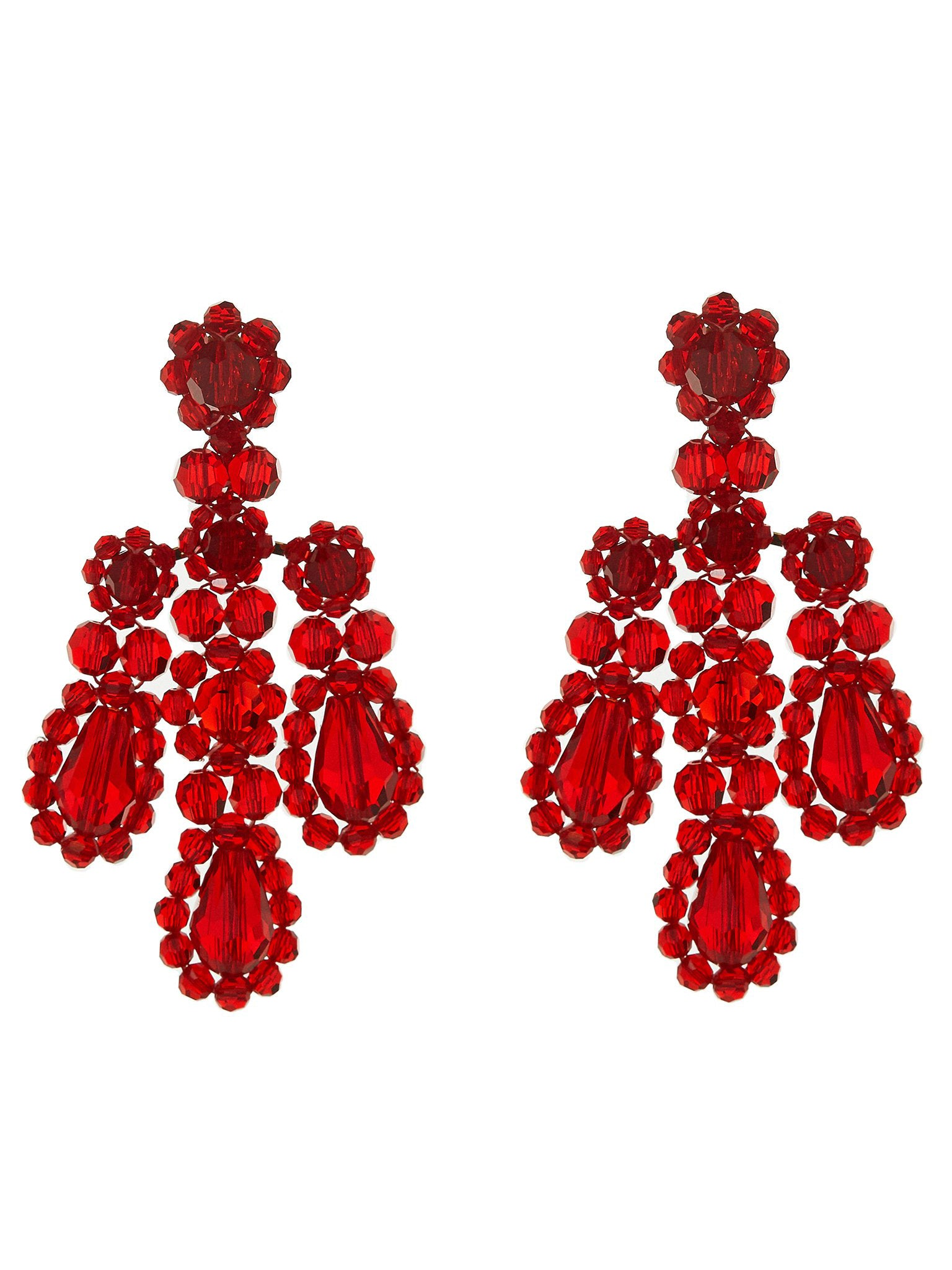 Simone Rocha Earrings - Hlorenzo Front