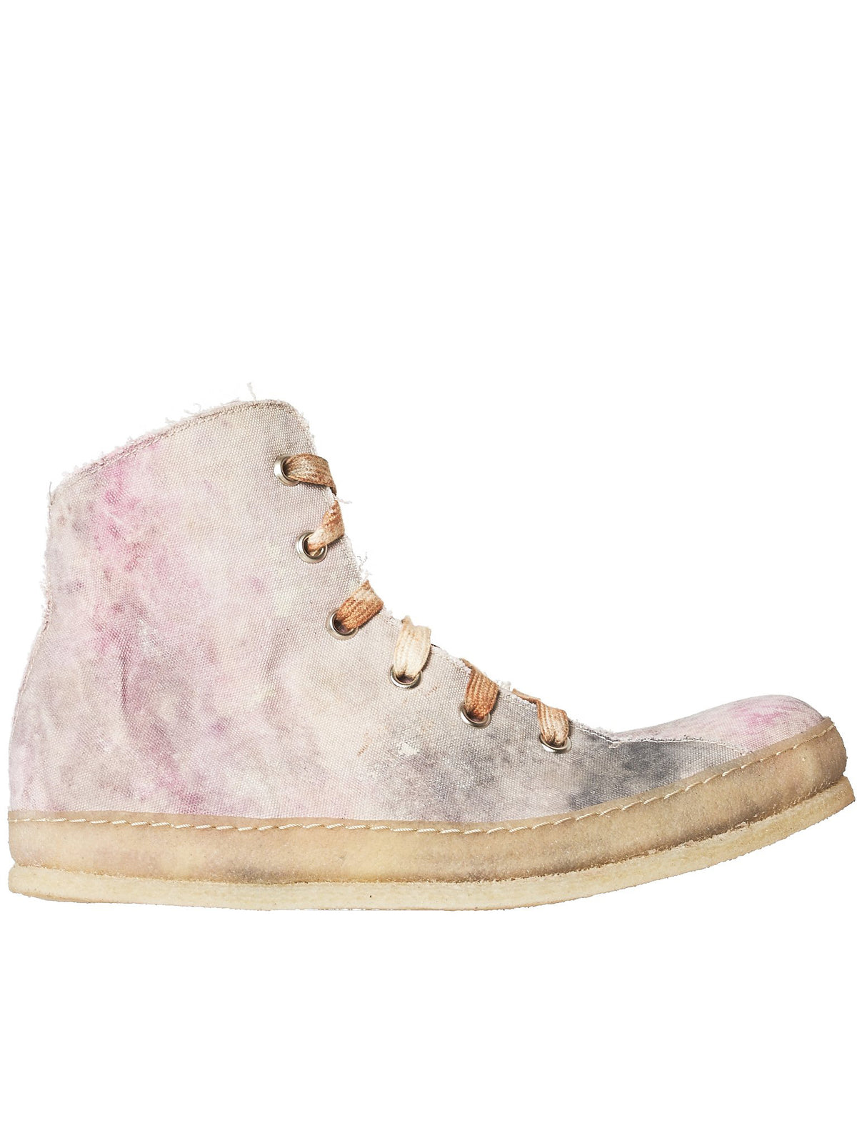 High-Top Sneakers (MF01-LINO-ABSTRACT)