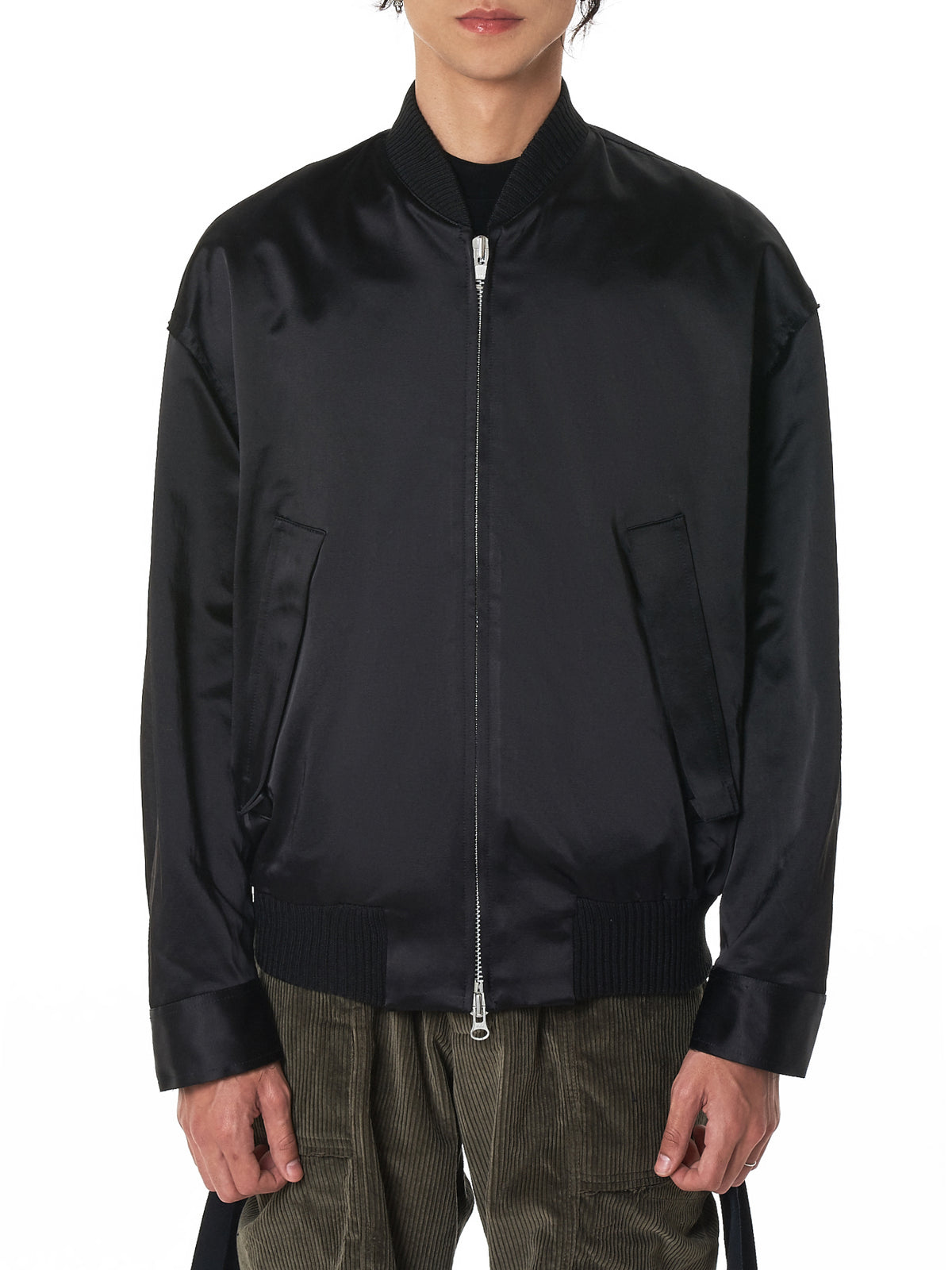 05878297f56 Song for the Mute Bomber Jacket - Hlorenzo Front ...