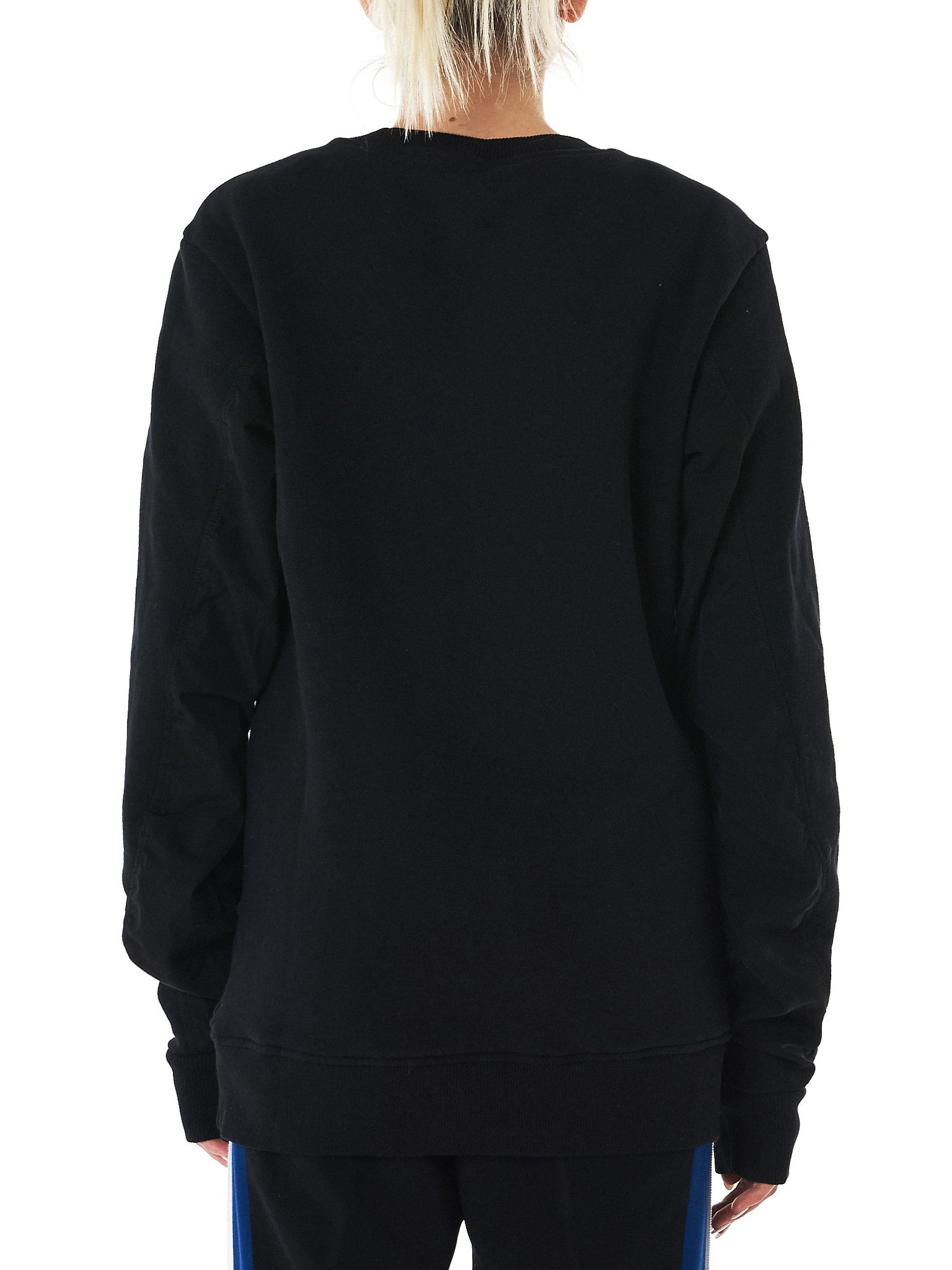 Tim Coppens-HLorenzo-sweater rear view