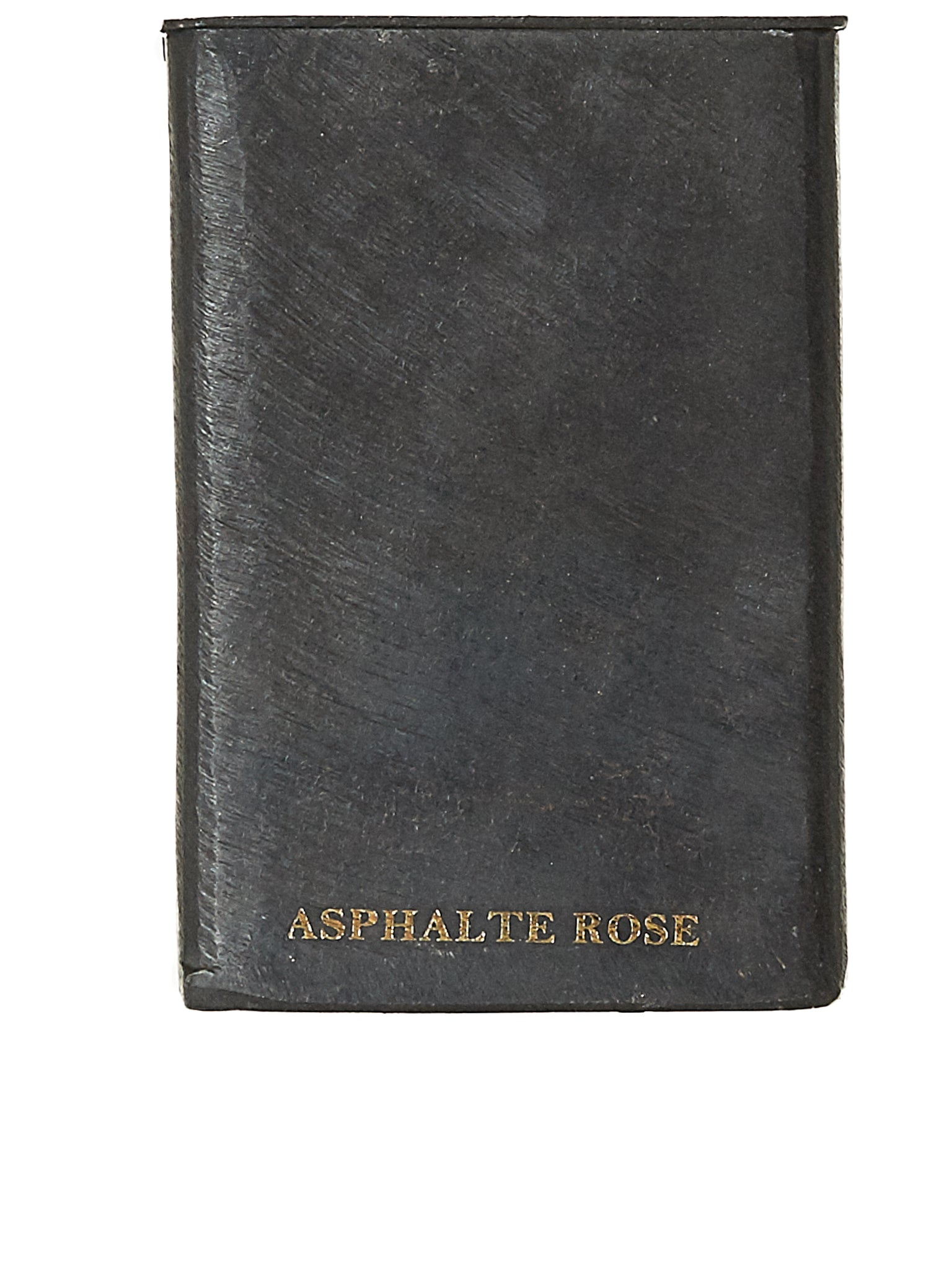 'Asphalte Rose' Block Candle (ML-BCM-APO-ASPHALTE-ROSE)