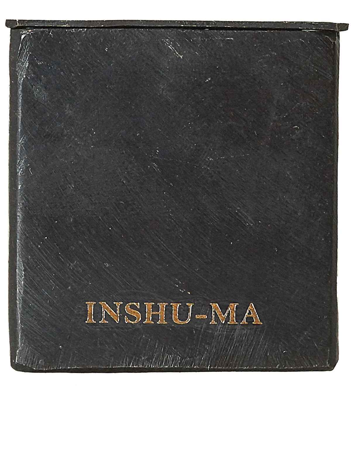 'Inshu Ma' Short Block Candle (ML-BCMN-IM-INSHUMA-5X5)