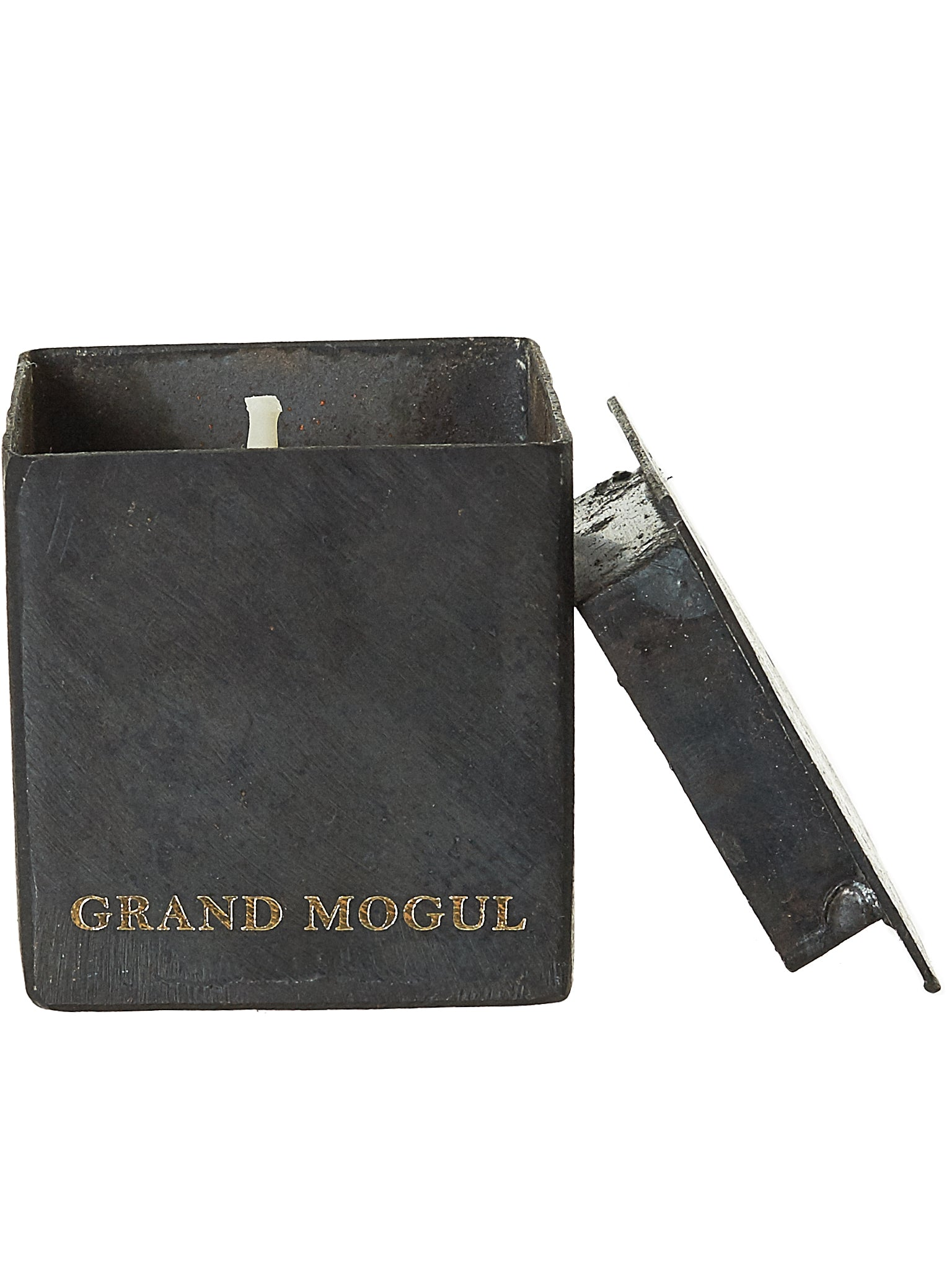'Grand Mogul' Short Block Candle (ML-BCMN-MG-MOGUL-5X5)