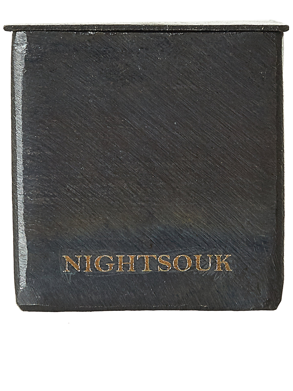 'Nightsouk' Short Block Candle (ML-BCMN-NS-NIGHT-SOUK-5X5)