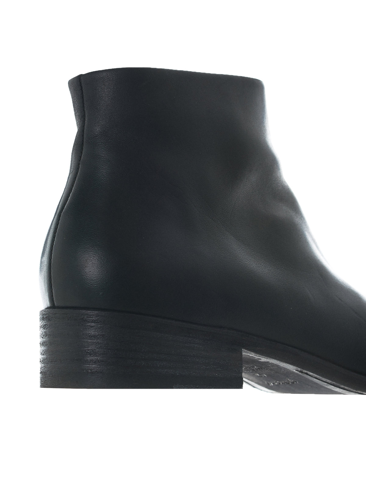Zip Ankle Boots (MM2361 NERO)