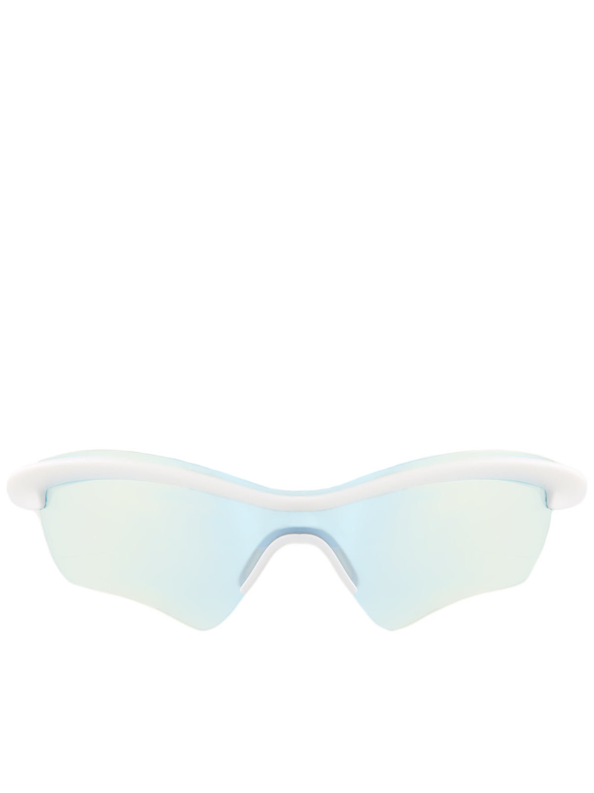 'MMECHO005' Sunglasses (MMECHO005-WHITE-YELLOW)