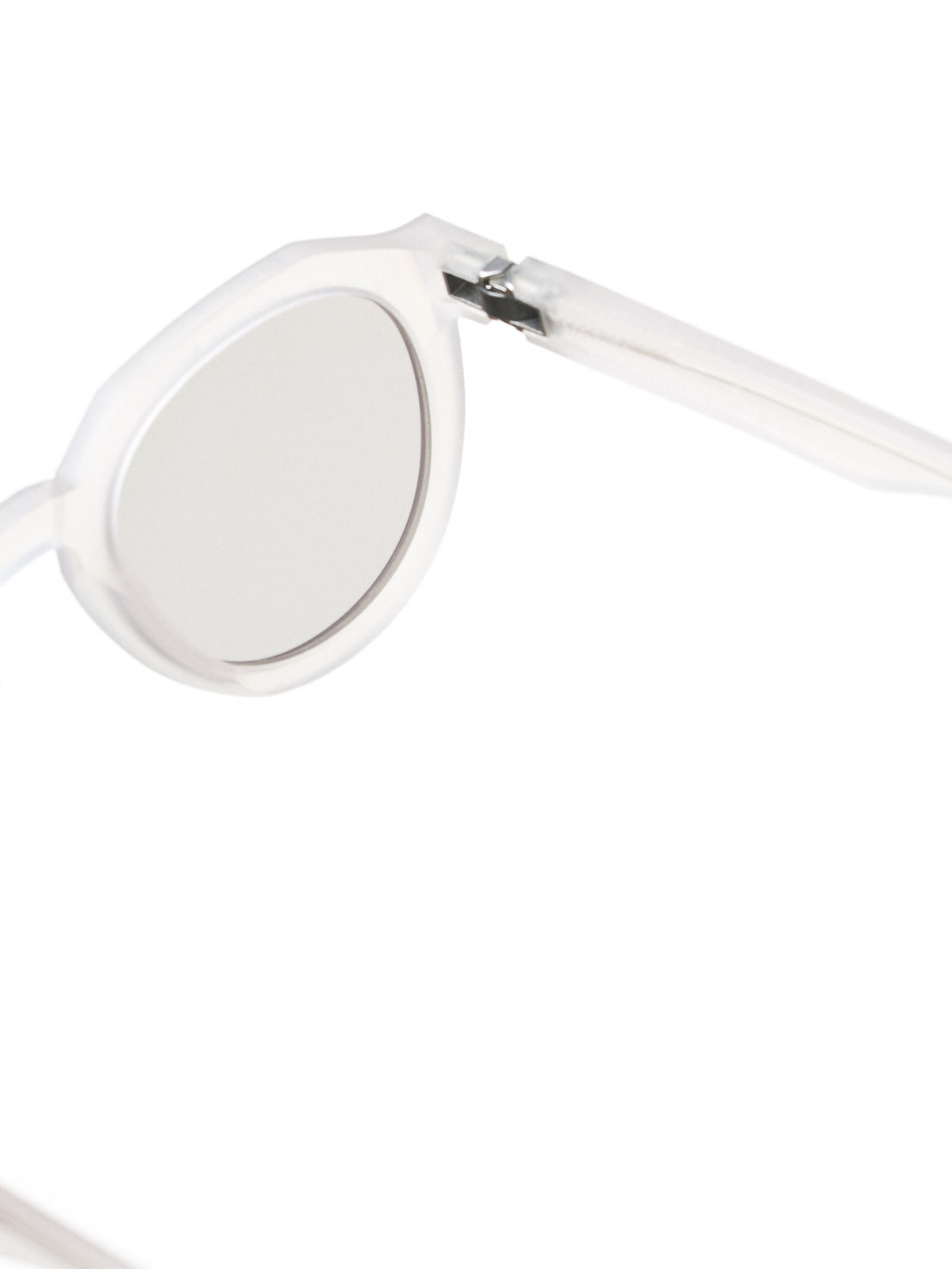 'MMRAW007' Elliptical Sunglasses (MMRAW007-CCNT-WTR-WRM-GRY)