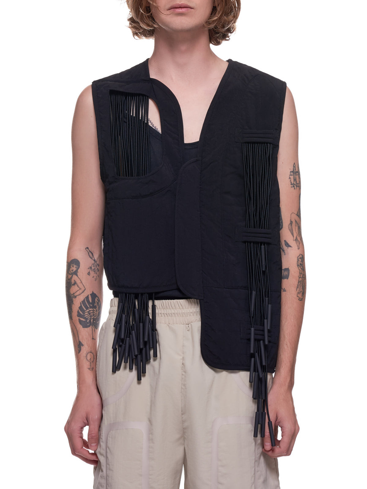 A Cold Wall* Vest | H.Lorenzo Front