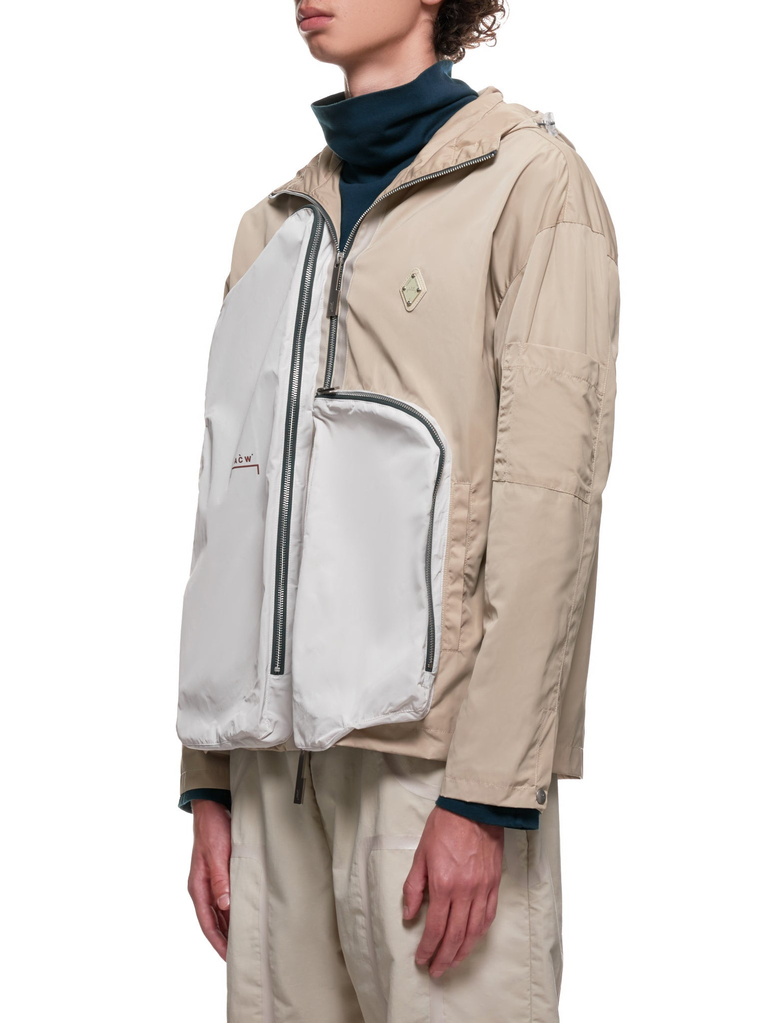 A Cold Wall Jacket | H.Lorenzo Side