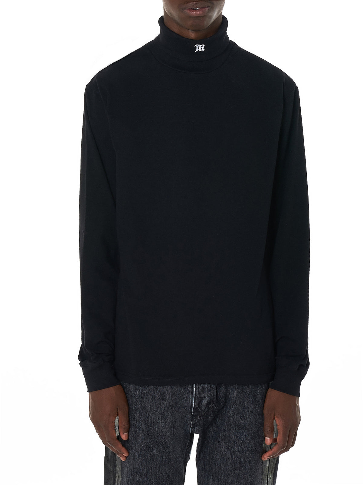 MISBHV Turtleneck Sweater - Hlorenzo Front