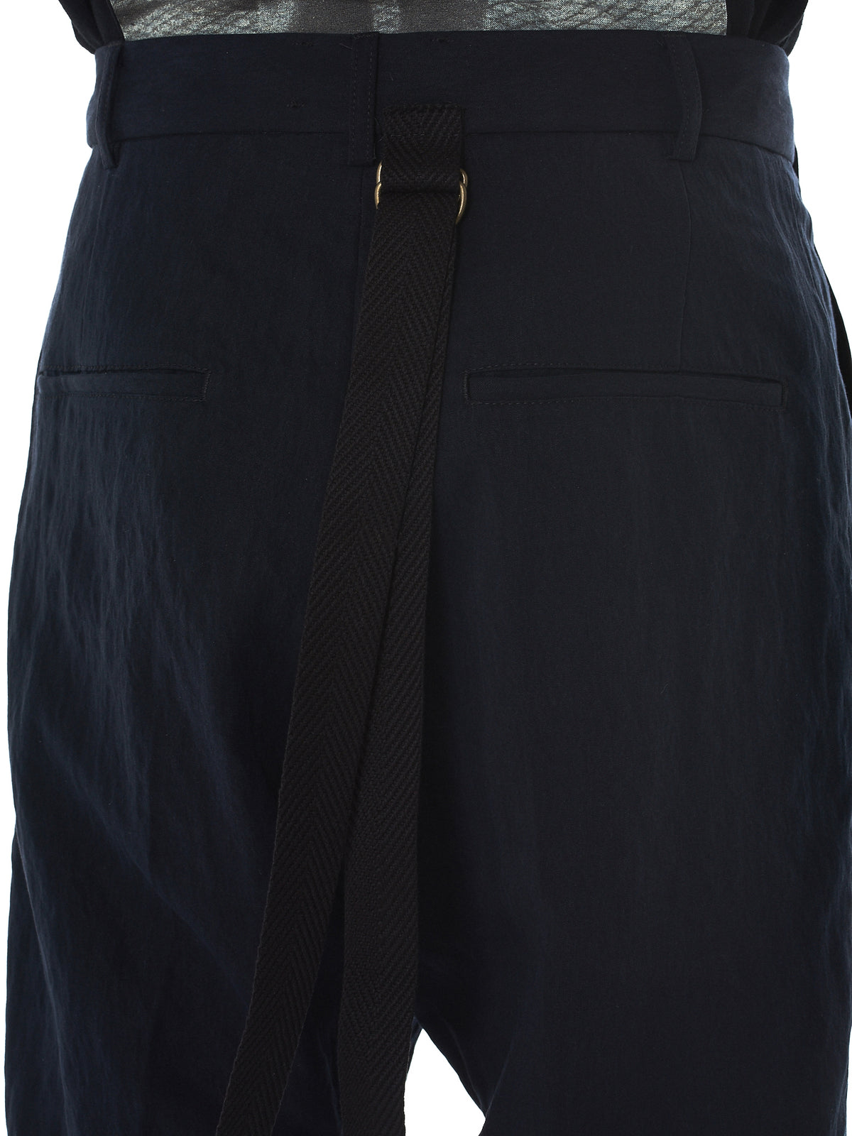 Song For The Mute Pleated Pants - Hlorenzo Detail 2