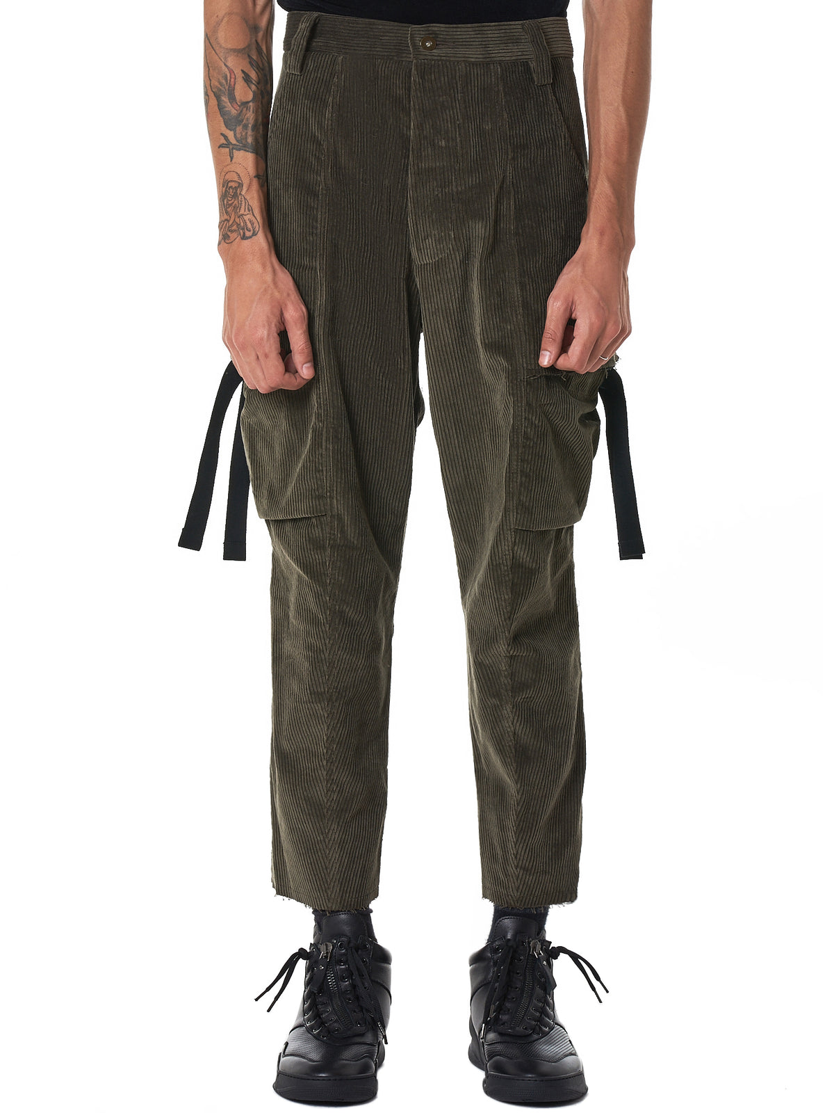 Song for the Mute Corduroy Pants - Hlorenzo Front