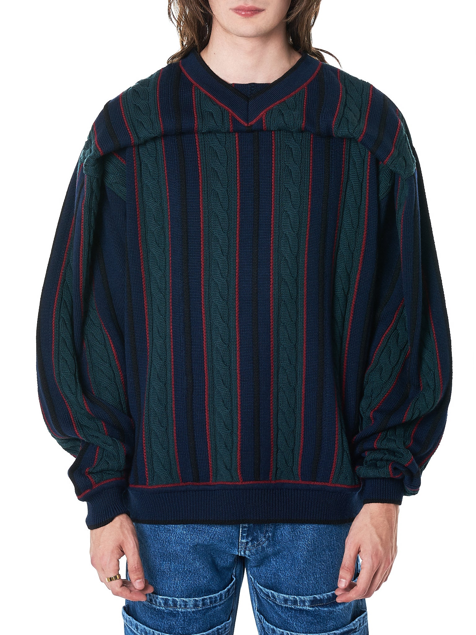 Y/Project Sweater - Hlorenzo Front