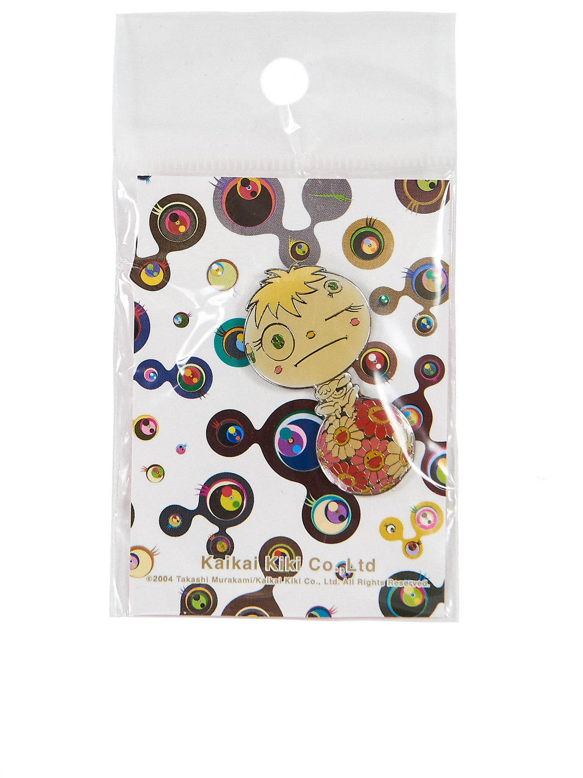 'Mr. Wink x Cosmos Ball' Pin (MR-OVAL-PIN-MULTI)