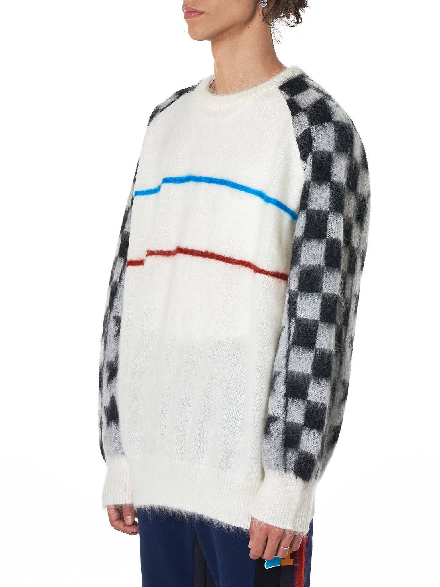 Facetasm Sweater - Hlorenzo Side