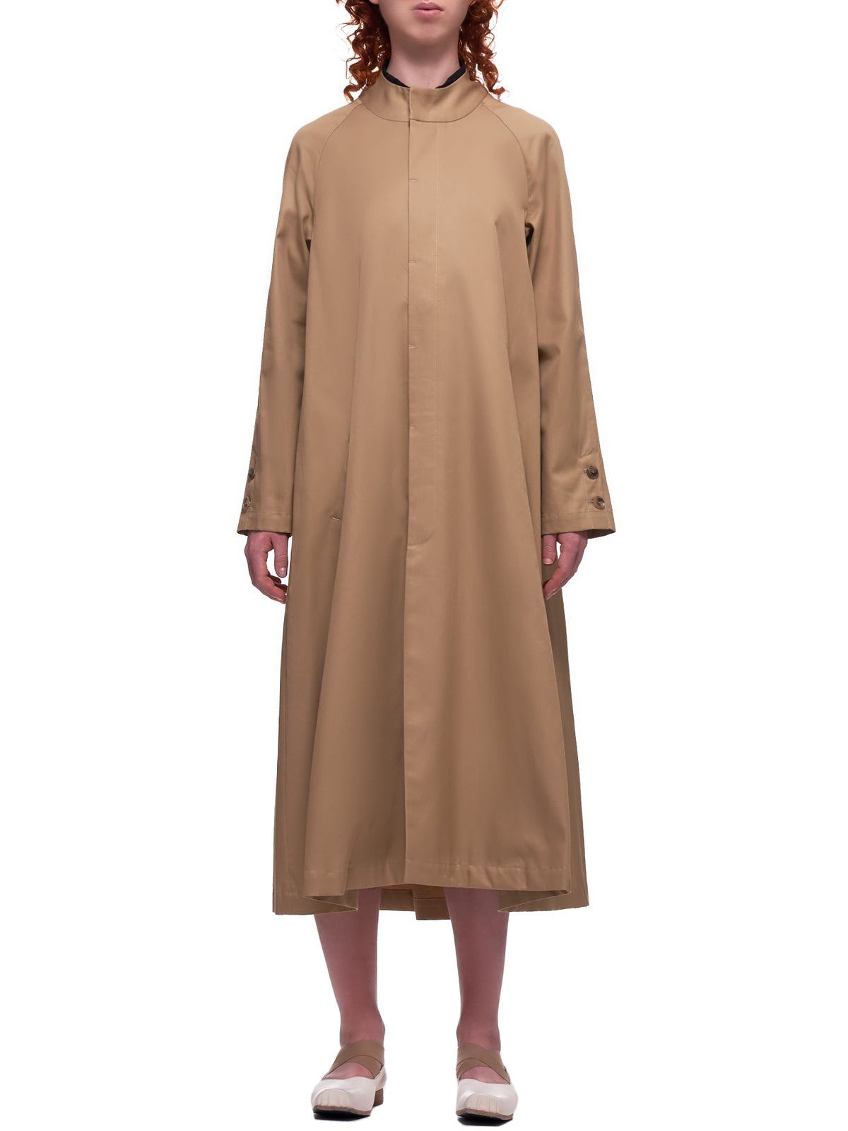 Camel Trench Coat (MS02-CO-02-BEIGE)