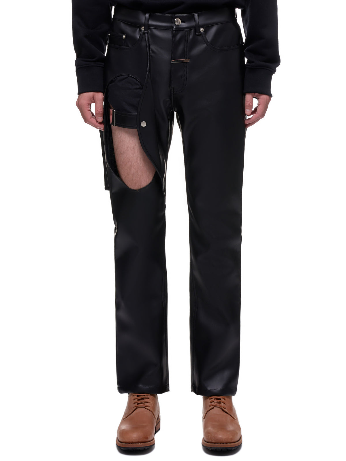 Zilver Pants | H.Lorenzo - Front