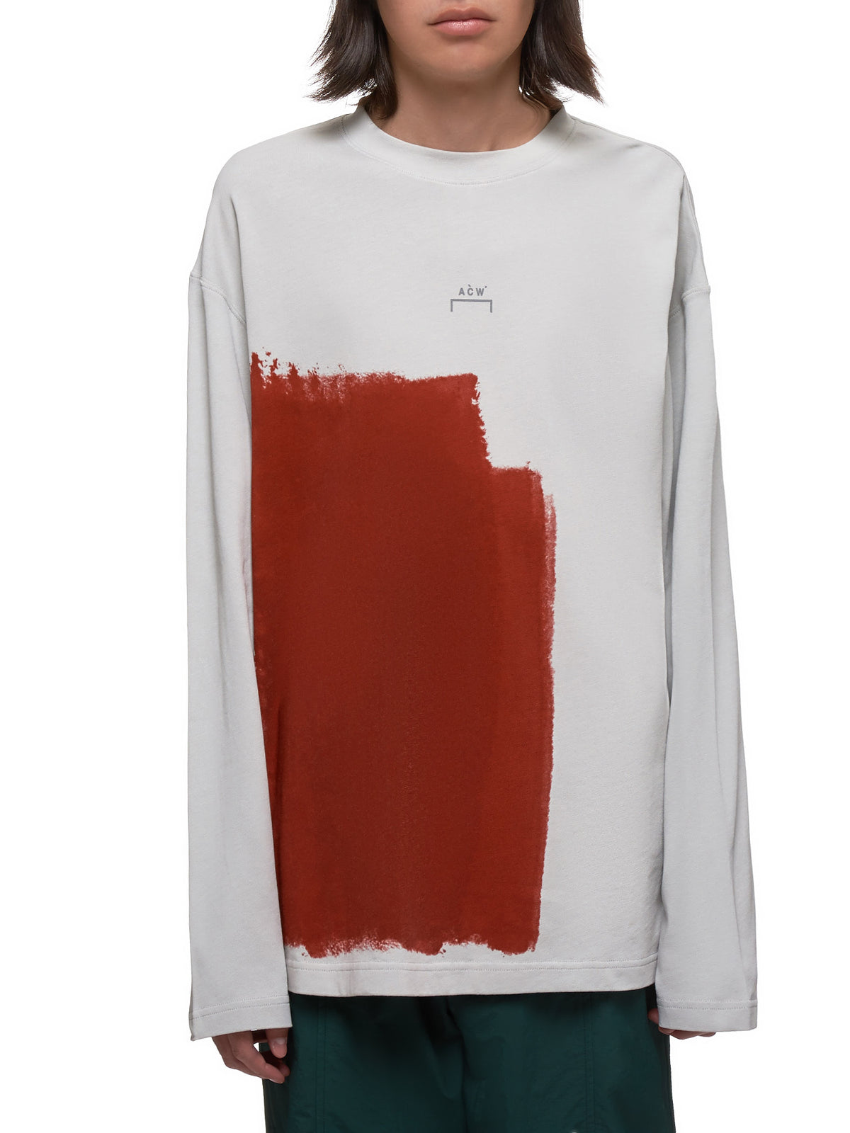 A Cold Wall Tee Shirt - Hlorenzo Front