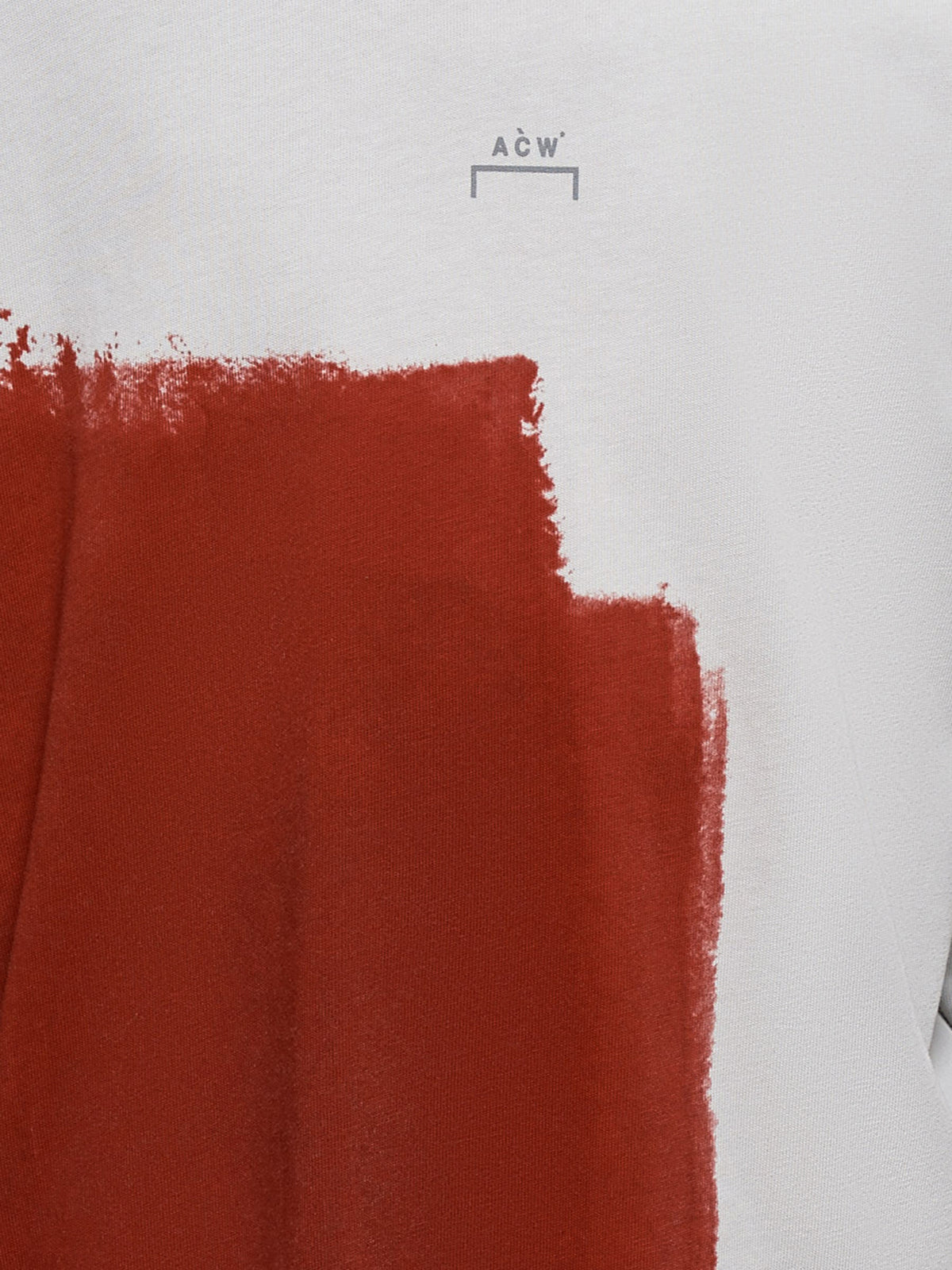 A Cold Wall Tee Shirt - Hlorenzo Detail 2