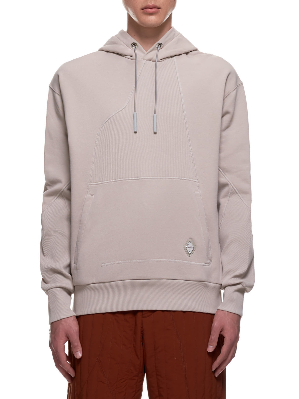 Casual Hoodie (MW024-CEMENT)