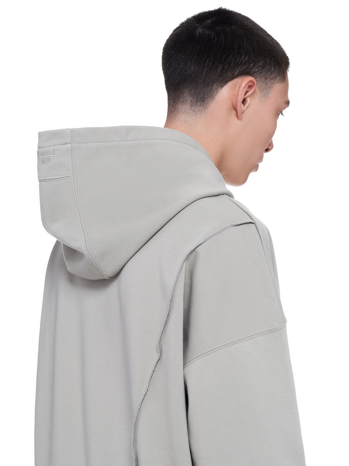 Daily Hoodie (MW030-PALE-GRAY)