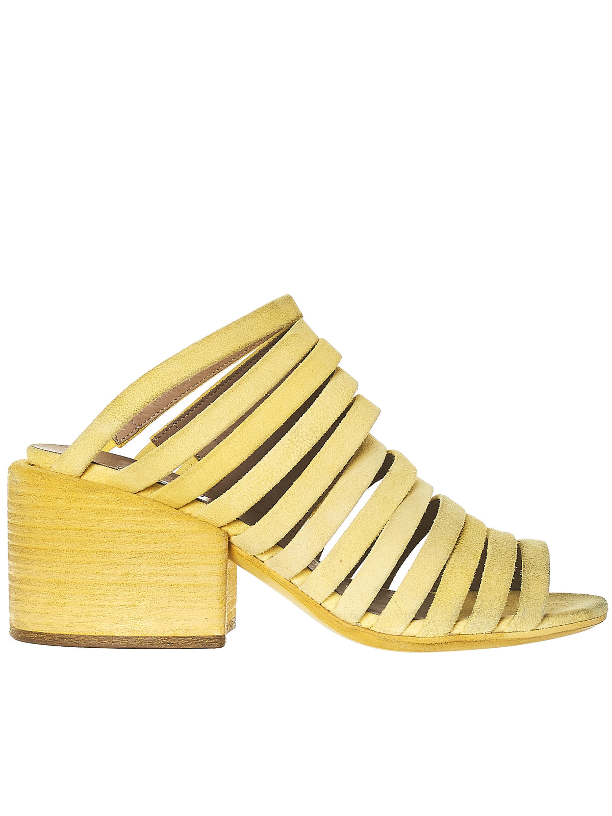 Marsell Leather Sandal - Hlorenzo Front